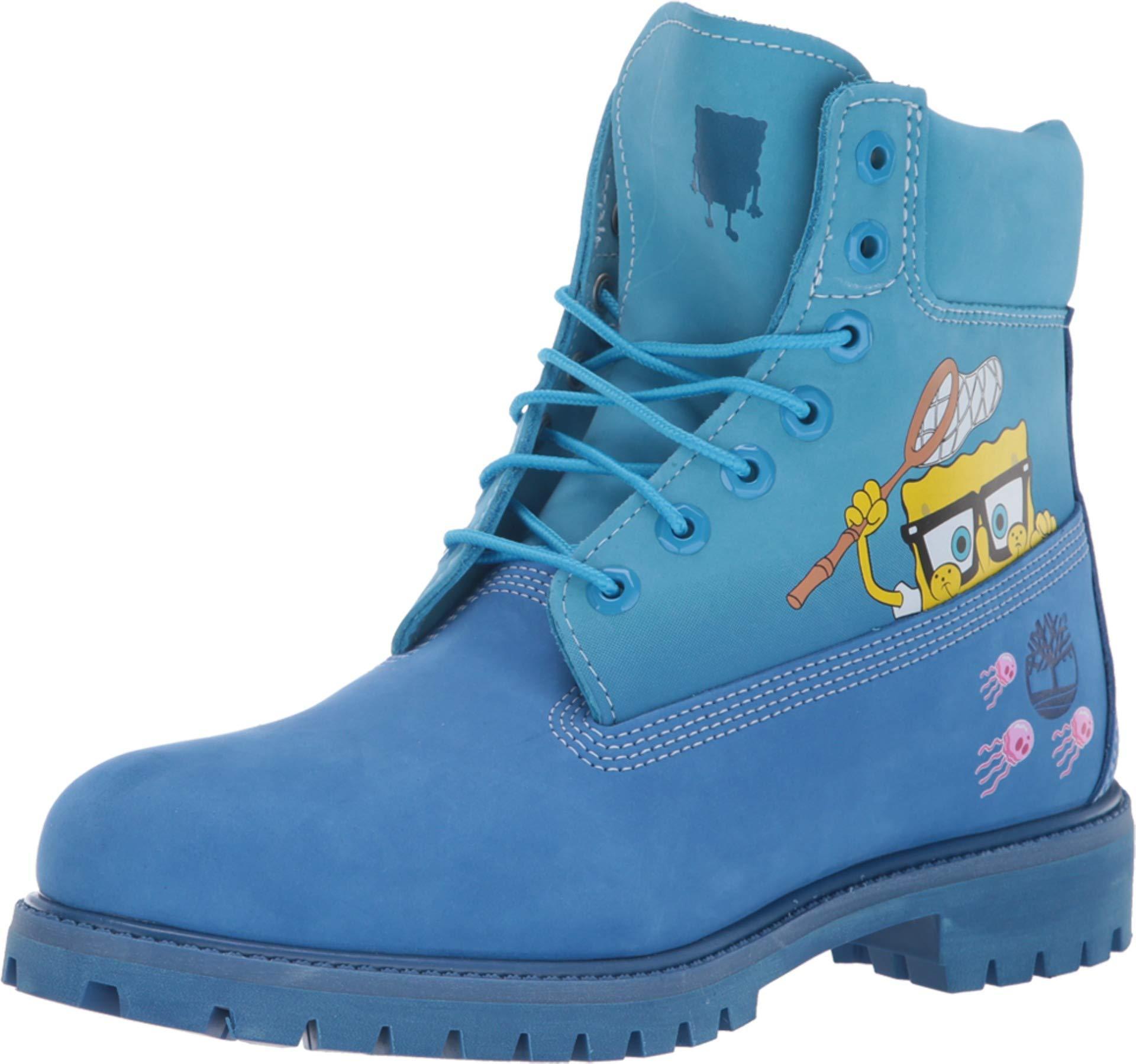 Timberland Men's Spongebob Squarepants X 6 Inch Premium