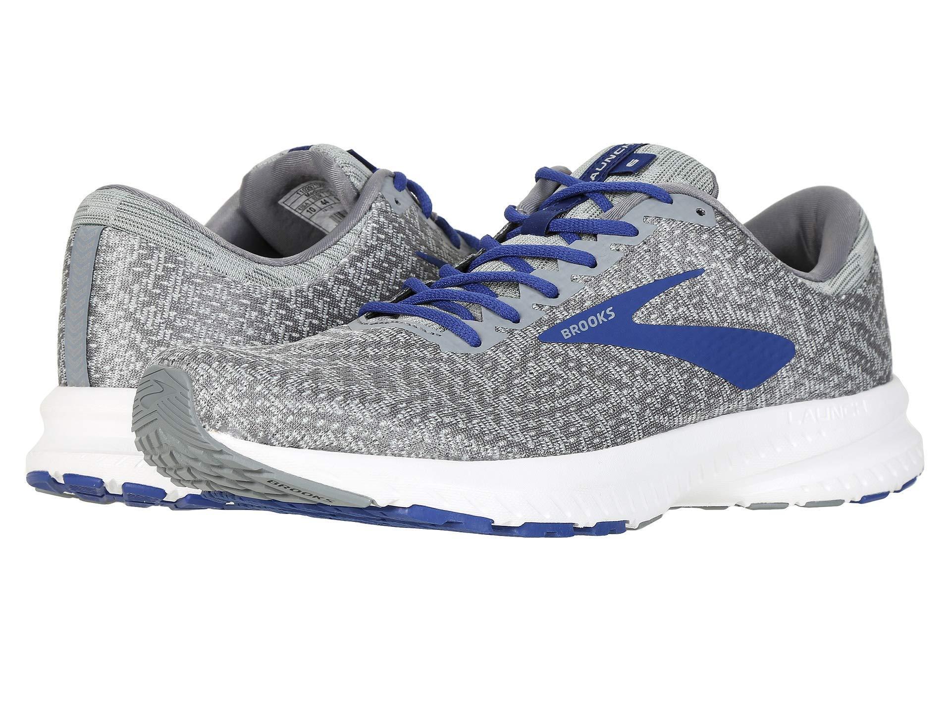 5ebcd68e58d Brooks - Blue Launch 6 (peacoat primer silver) Men s Running Shoes for.  View fullscreen
