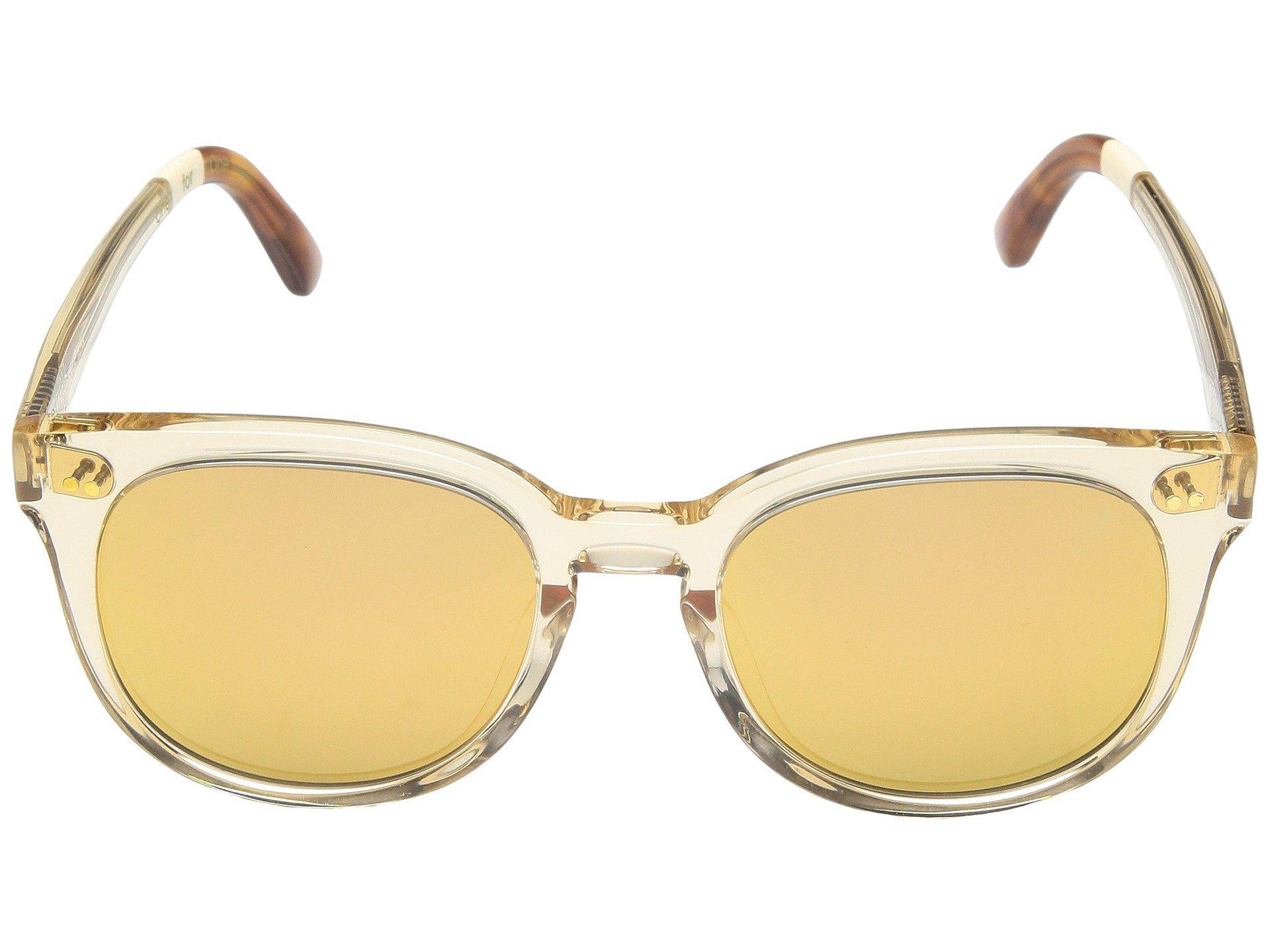 428f28b5e2e TOMS Dodoma 201 (champagne Crystal) Fashion Sunglasses - Lyst