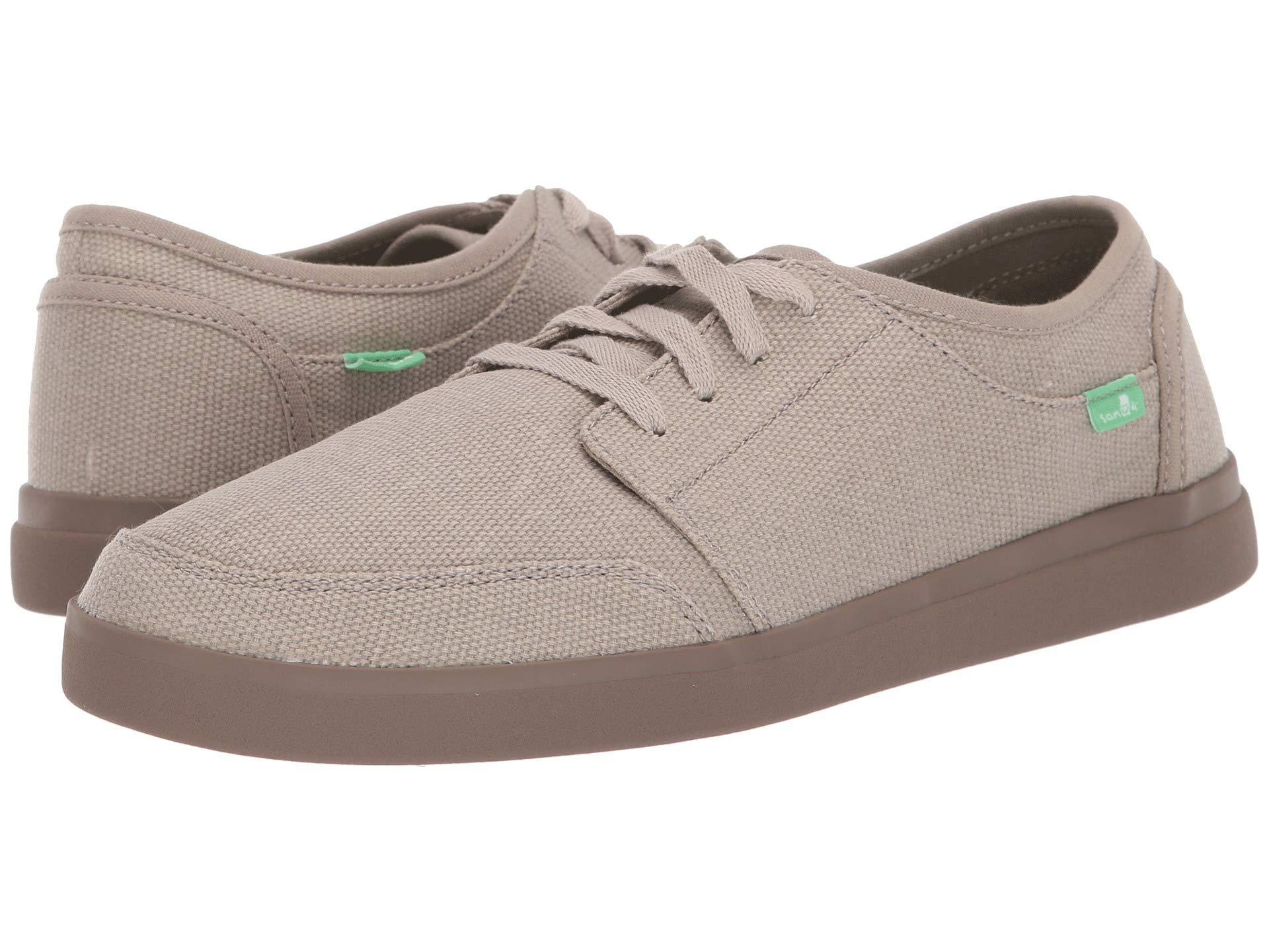 Sanuk Vagabond Lace Sneaker for Men - Lyst