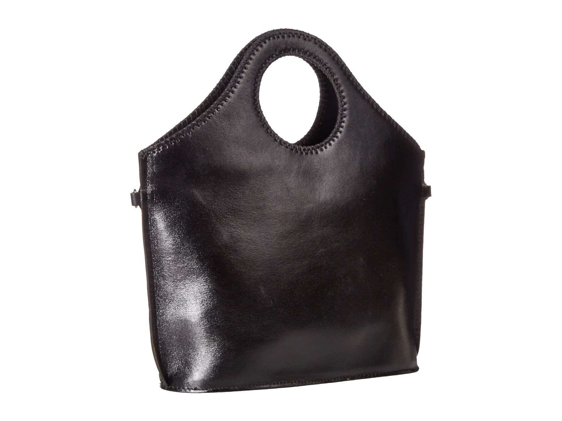 9c490720f7 Lyst - Patricia Nash Tooled Moretto (tan) Tote Handbags in Black ...