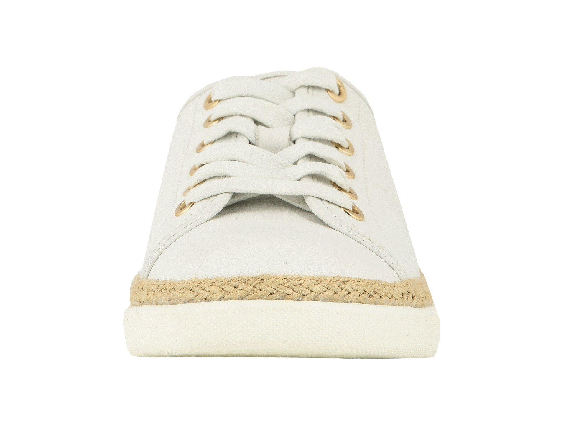 Vionic Leather Leah (white) Shoes - Lyst