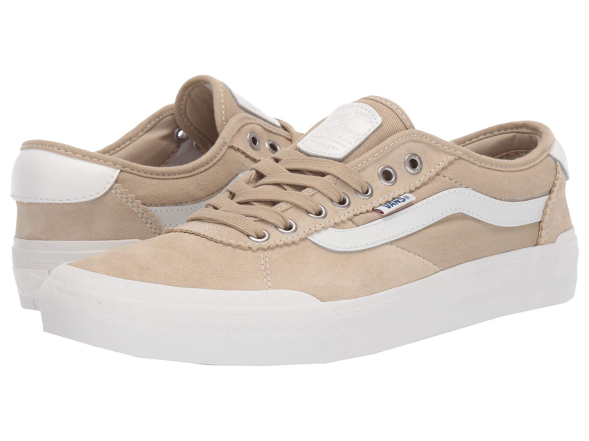43396ab5cb8 Lyst - Vans Chima Pro 2 ((retro) Slate Green) Men s Skate Shoes in ...