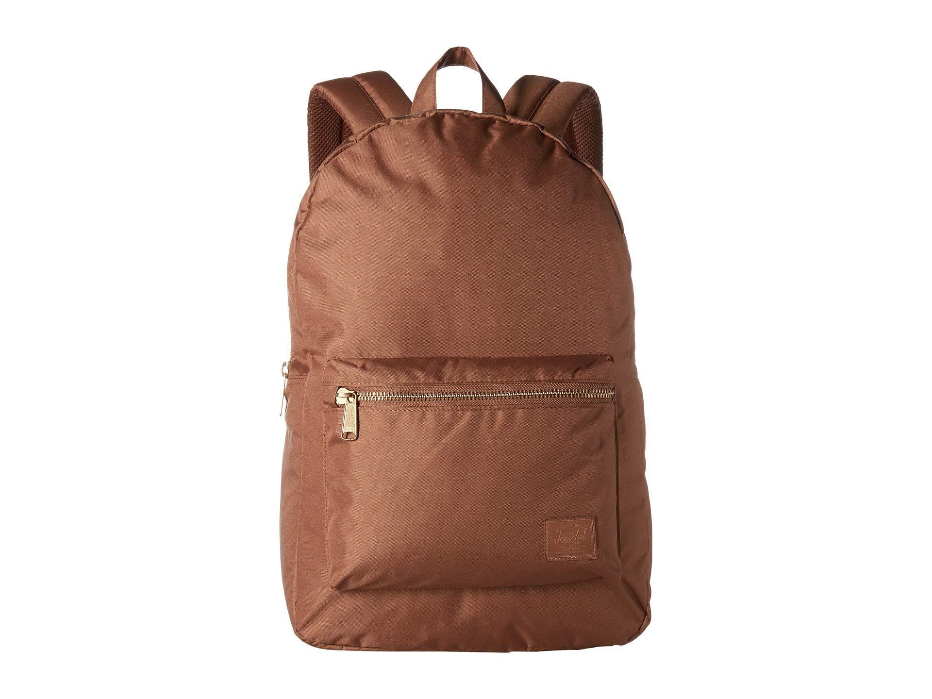 Lyst - Herschel Supply Co. Settlement Light (saddle Brown) Backpack ... 38f28b54f5076