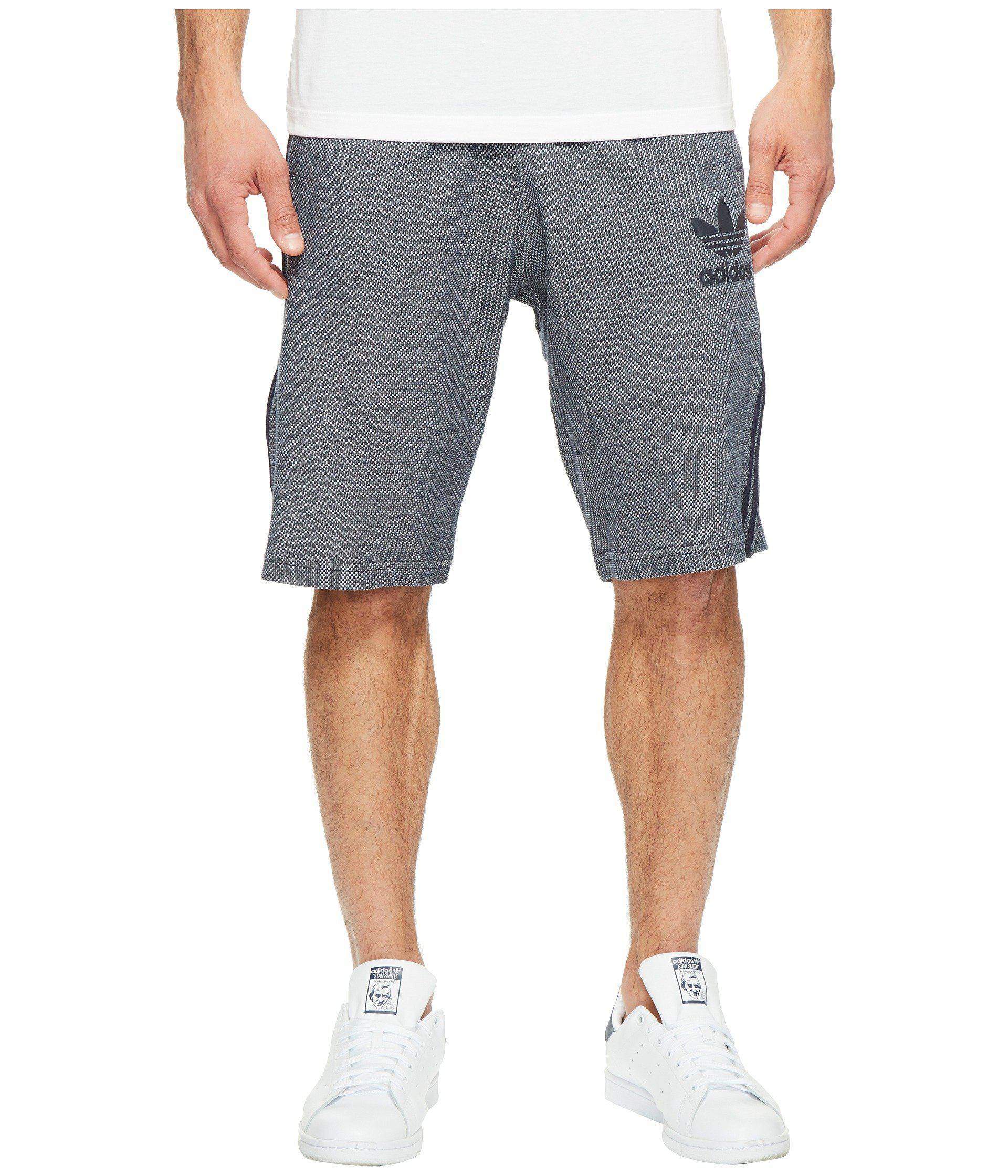 archivo Rizo Arrestar  adidas Originals Cotton Ac Baggy Shorts (mystery Blue) Men's Shorts for Men  - Lyst