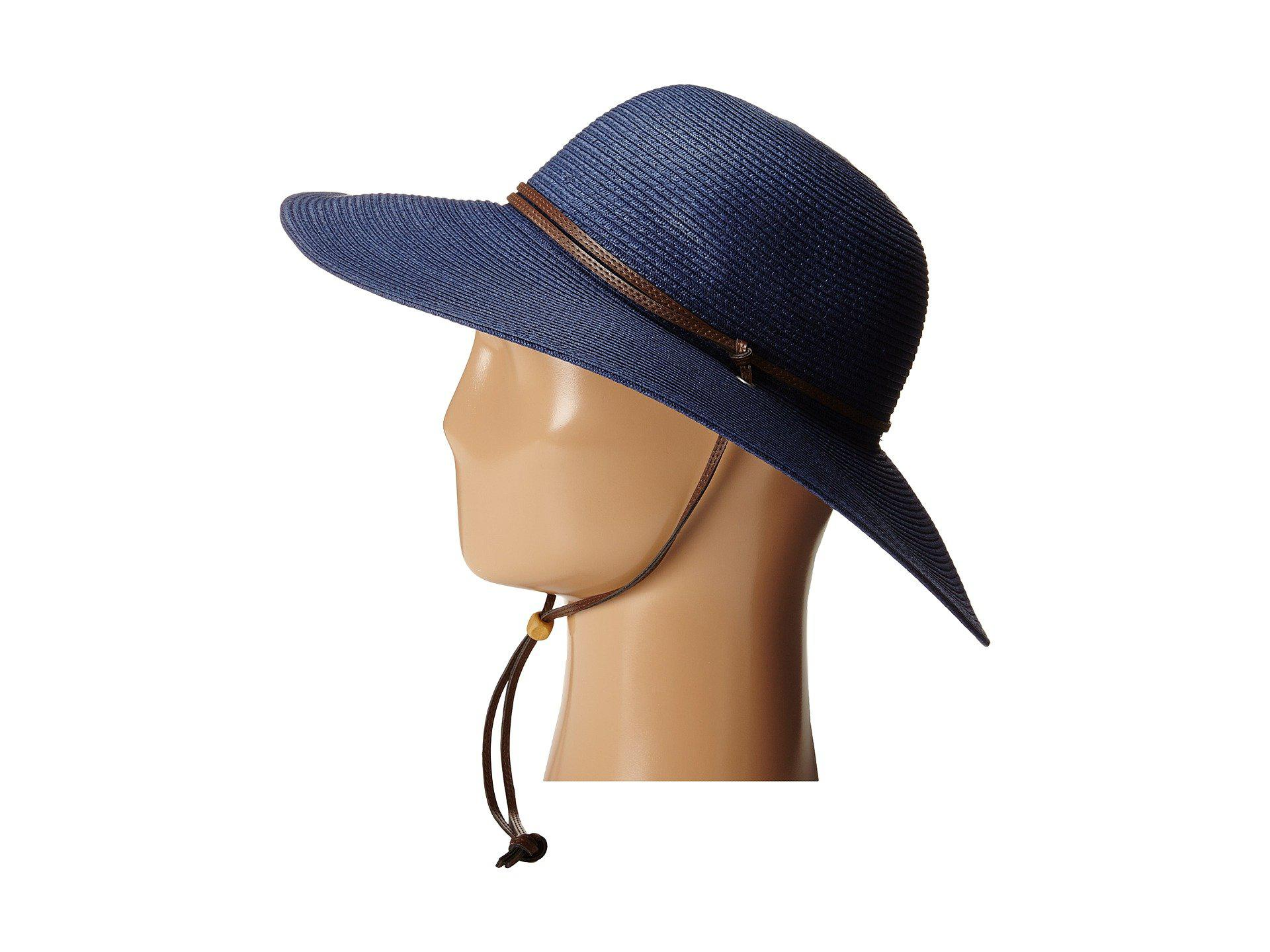 38cdf4f8d Women's Blue Global Adventure Packable Hat