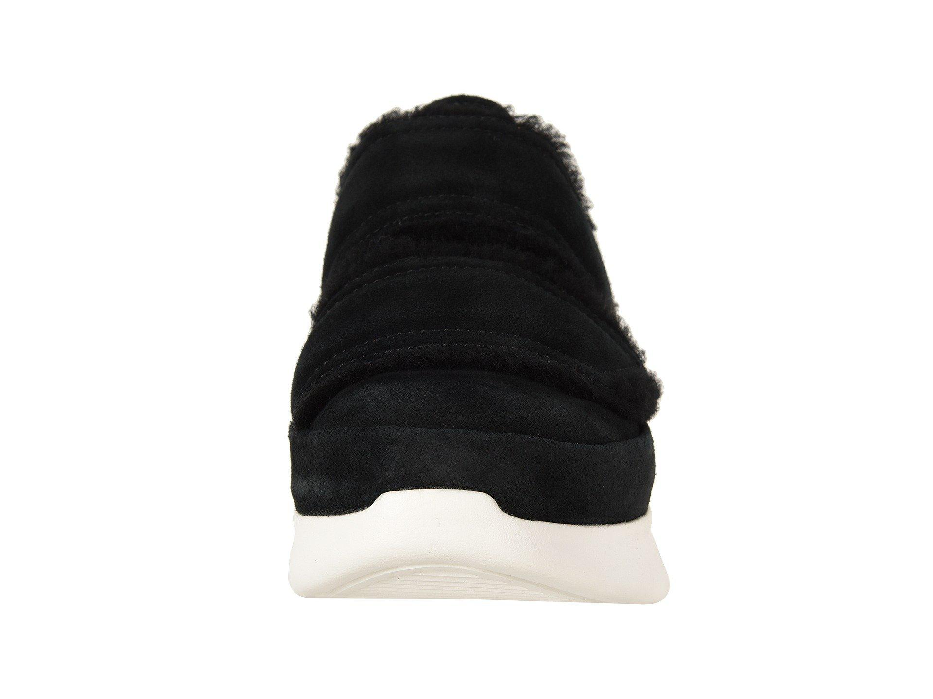 b4217ae4a32 Ashby Spill Seam Sneaker (black) Women's Hook And Loop Shoes