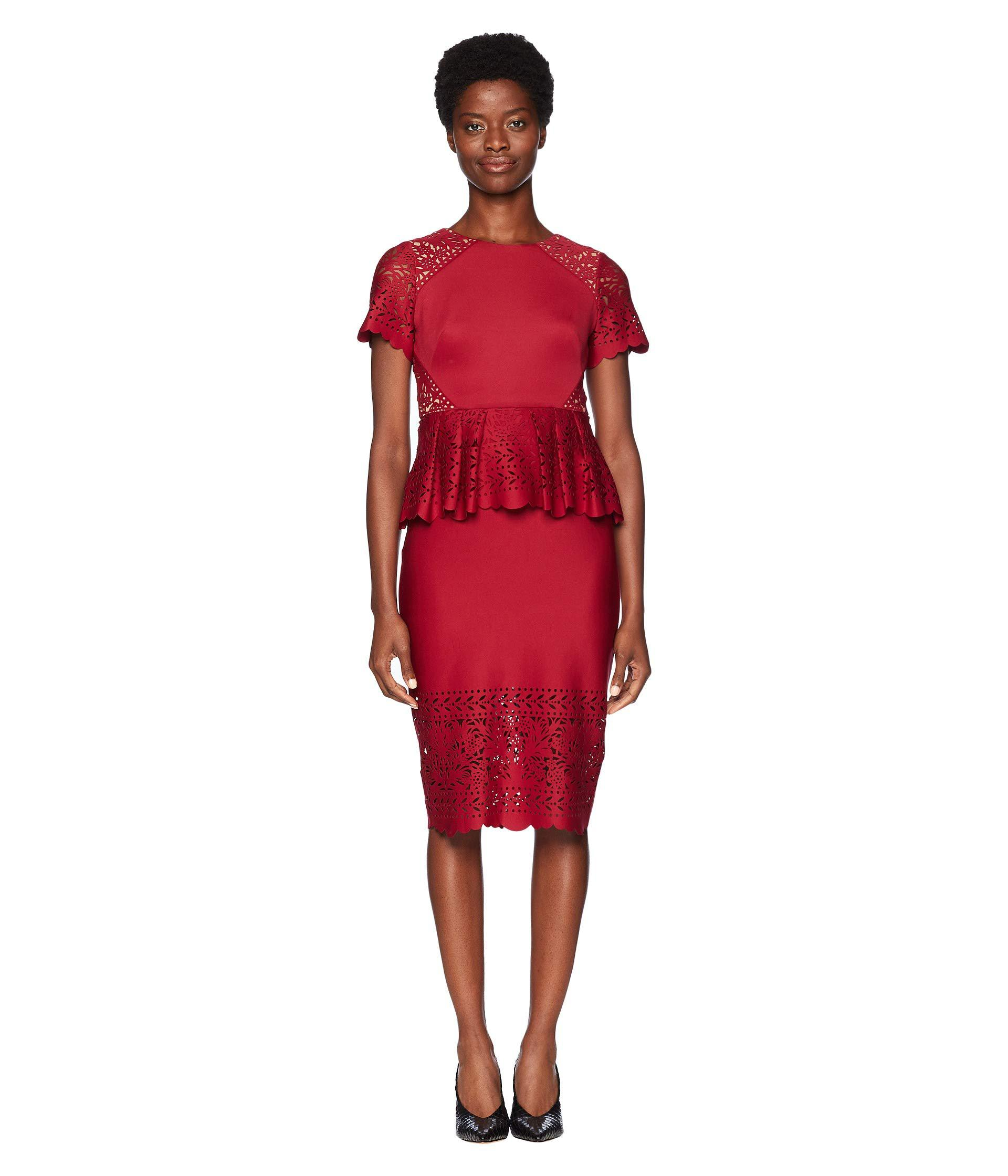 49b5111f5209 Short Red Cocktail Dresses Sale – DACC