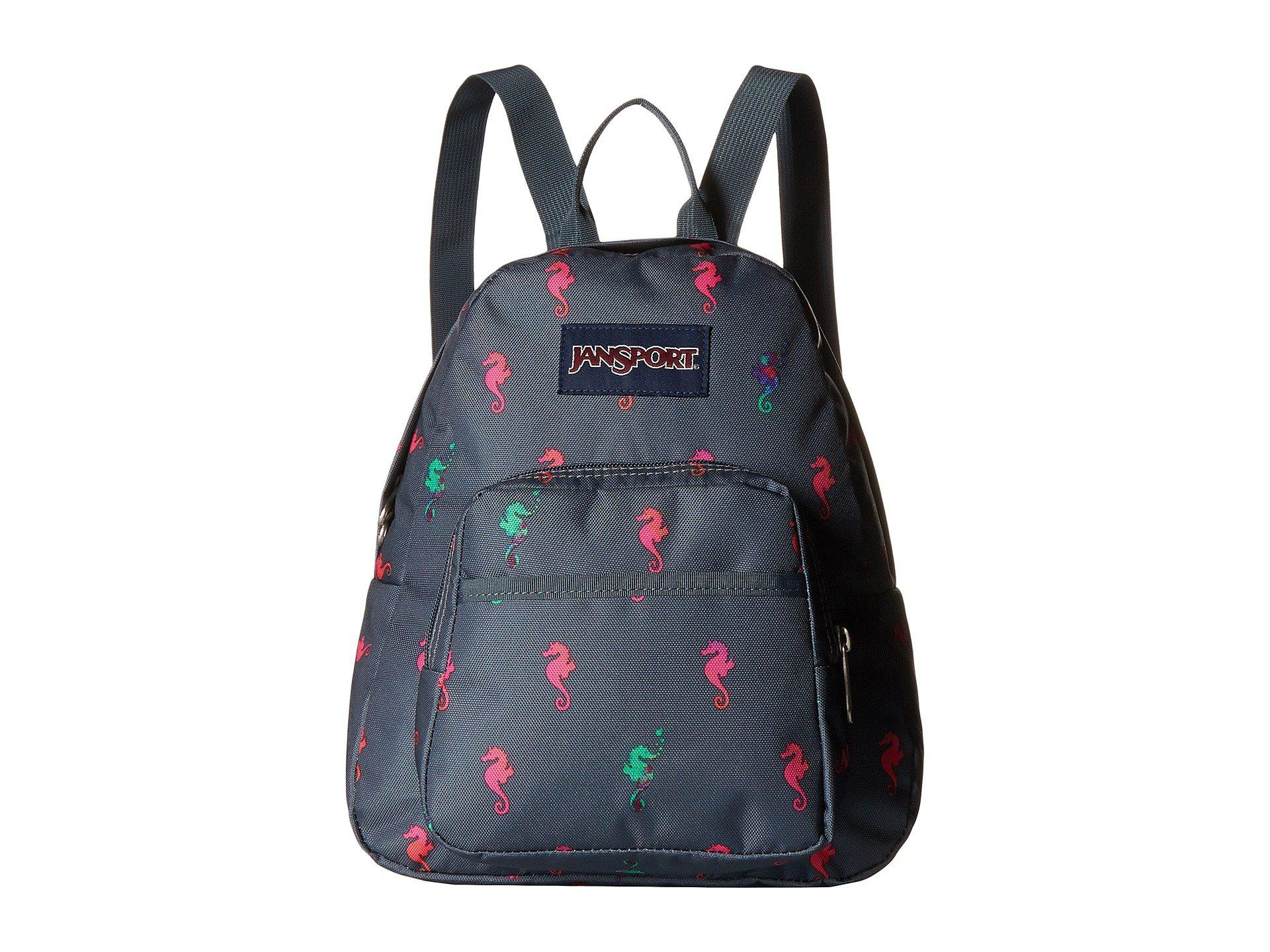 Lyst - Jansport Half Pint in Blue 5aa33e9fd7