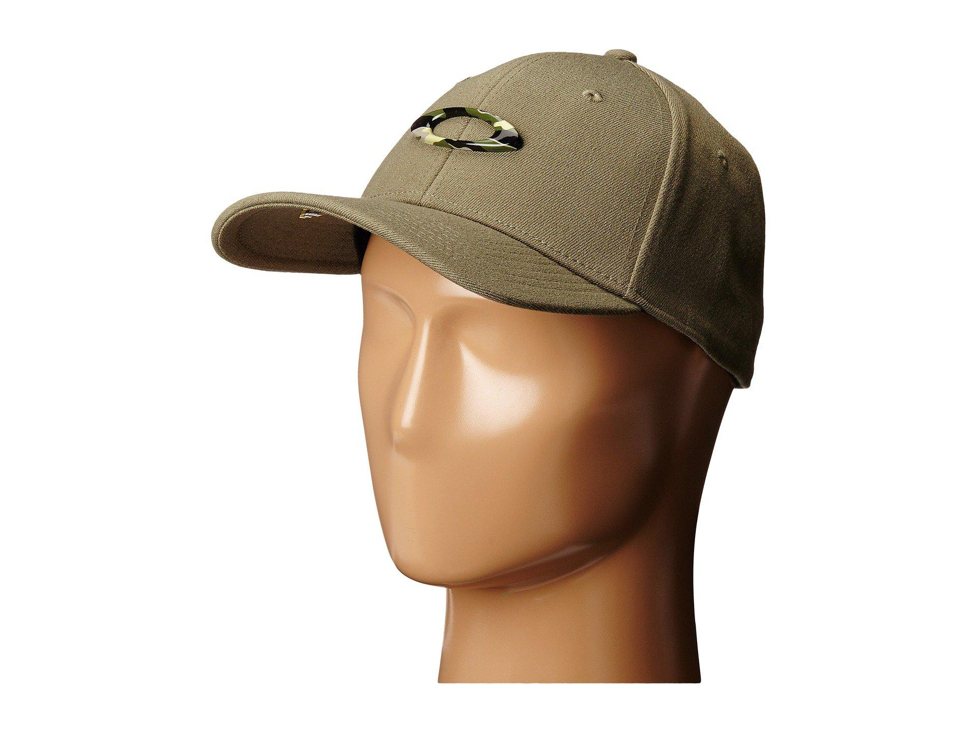 low priced f7412 e8f8f Oakley Tincan Cap in Green for Men - Lyst