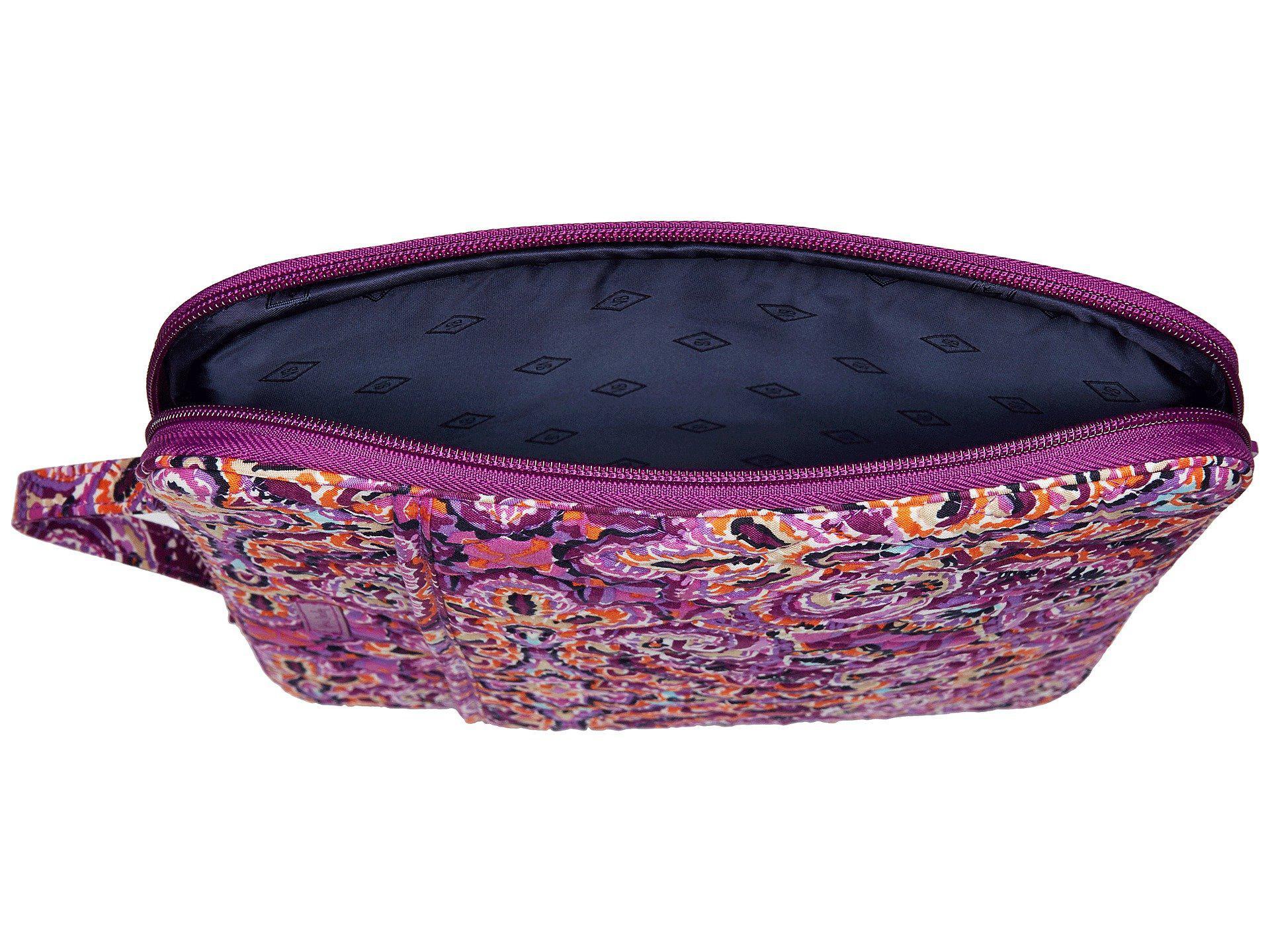 Vera Bradley Laptop Organizer Dream Tapestry Briefcase