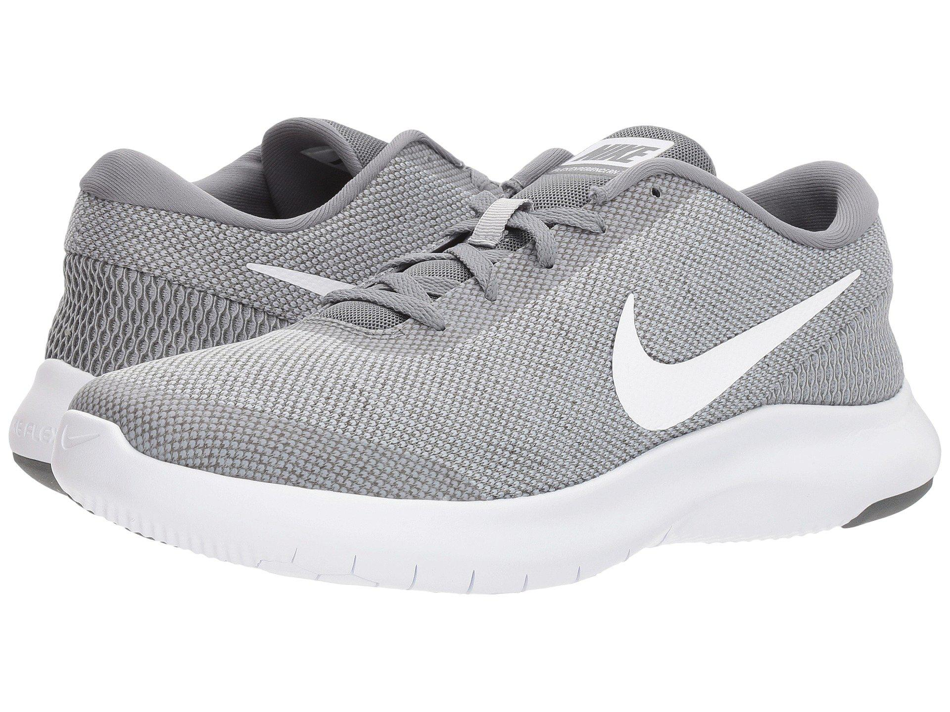 2b6ba2b22b20c Lyst - Nike Flex Experience Rn 7 (football Grey volt white) Men s ...