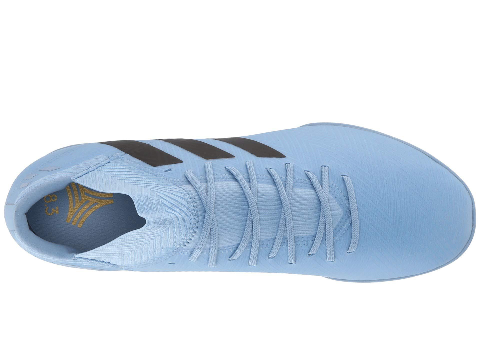 bad15bf5d adidas Nemeziz Messi Tango 18.3 Tf (ash Blue black raw Grey) Men s ...