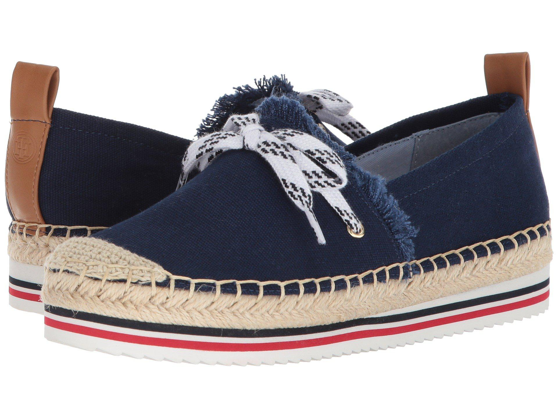 Tommy Hilfiger Canvas Cactus in Blue - Lyst
