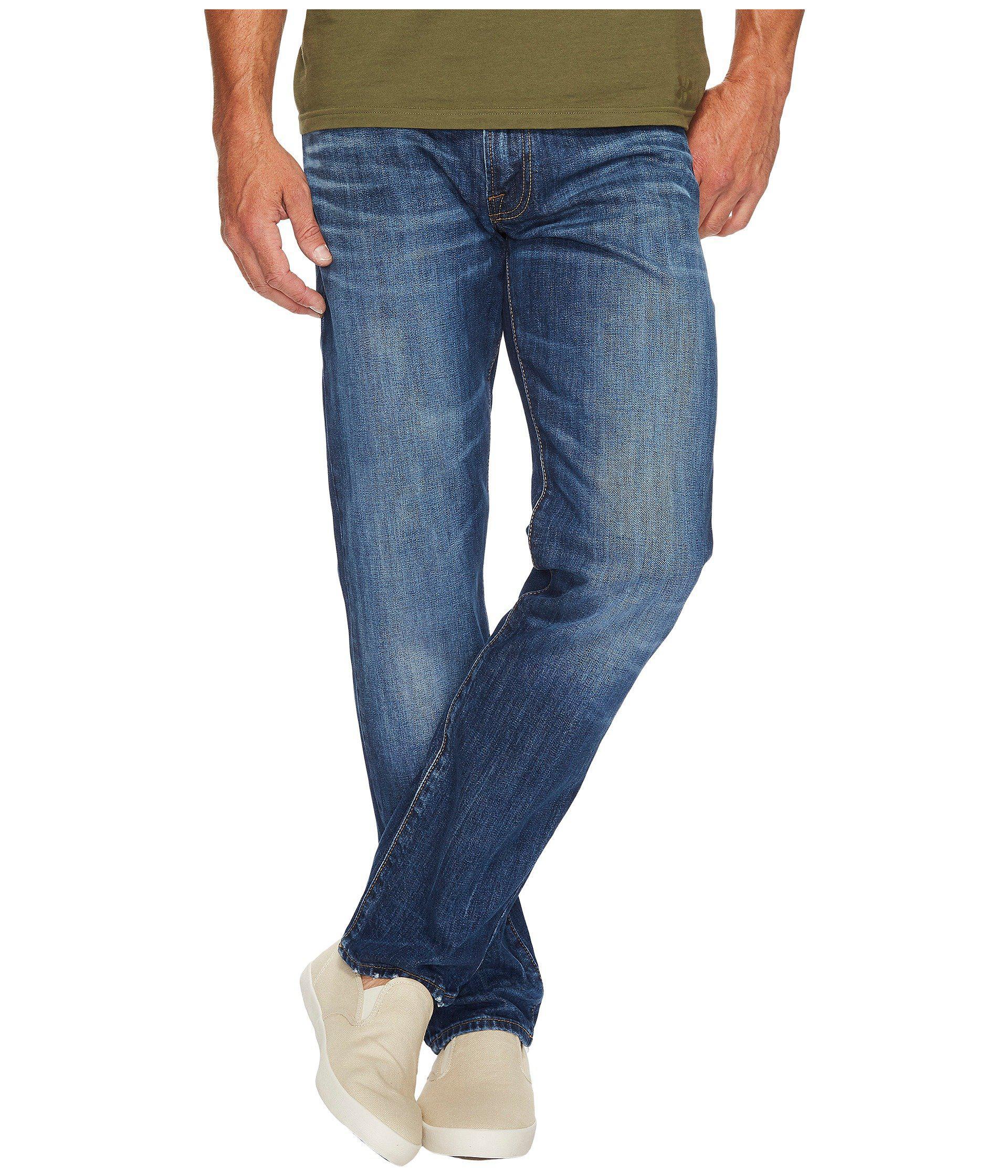 New Look HENDERSON INDIGO WASH SLIM - Vaqueros slim fit - bright blue 3PqUy4