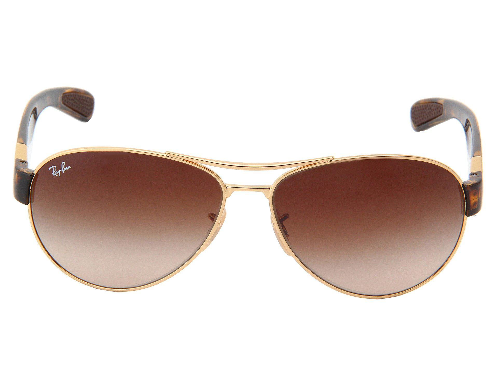 Fashion Ray-Ban RB3016 Clubmaster Sunglasses Mock Tortoise Arista ...