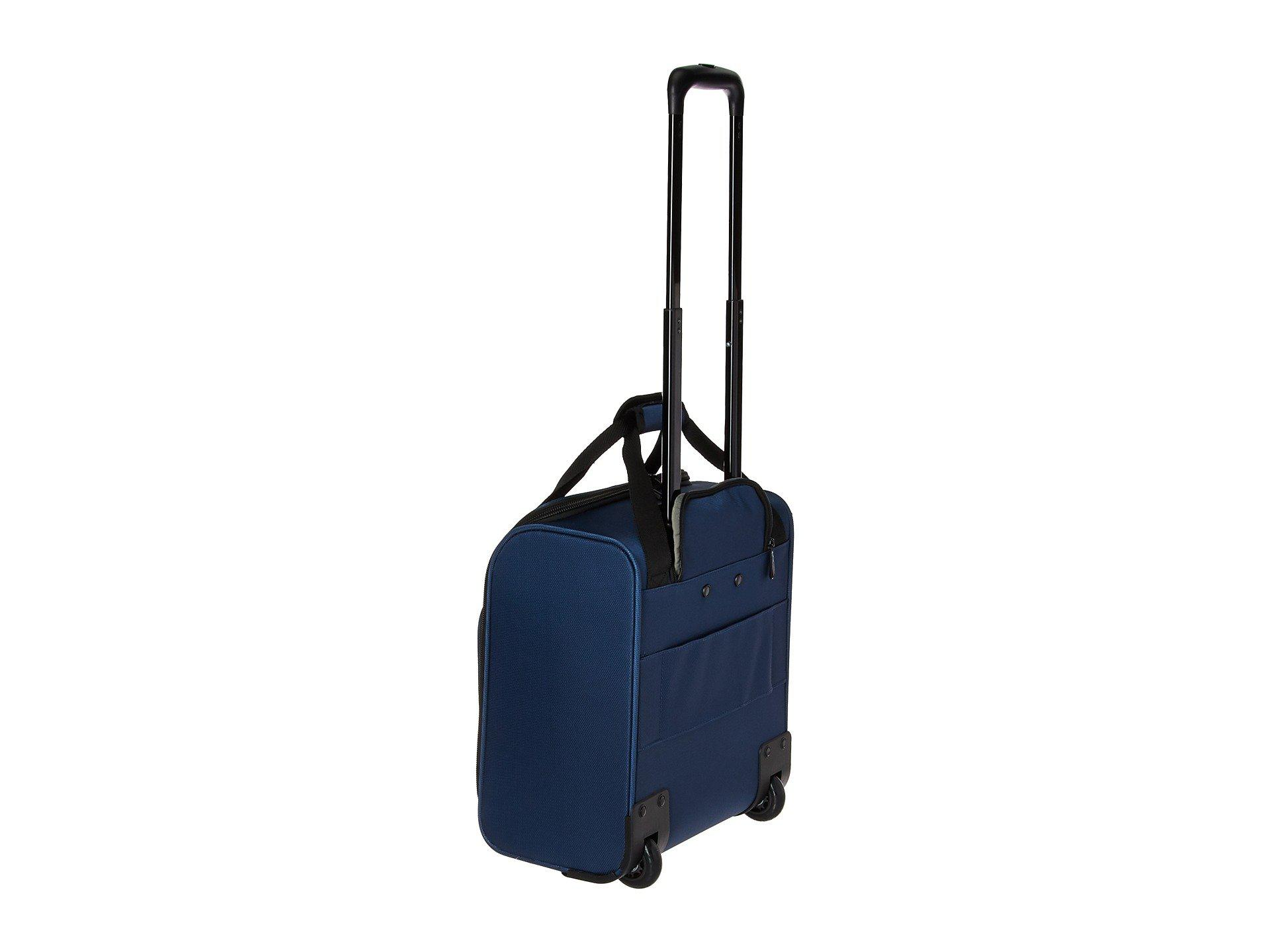 4d9bed3141a9 Samsonite - Leverage Lte Wheeled Boarding Bag (blue) Luggage for Men -  Lyst. View fullscreen