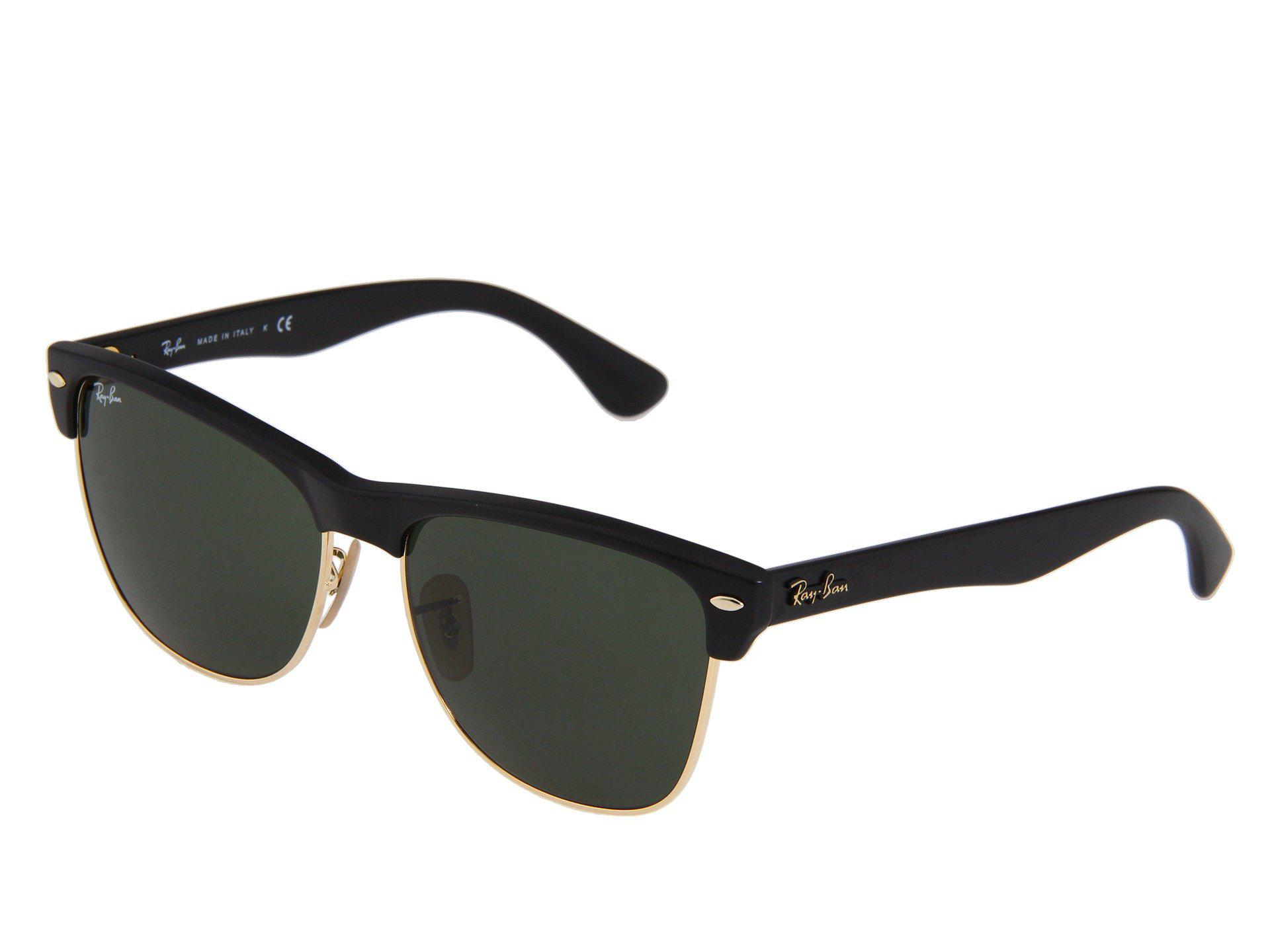 027904c2aa ... coupon code ray ban. womens rb4175 oversized clubmaster 7919d 56e29