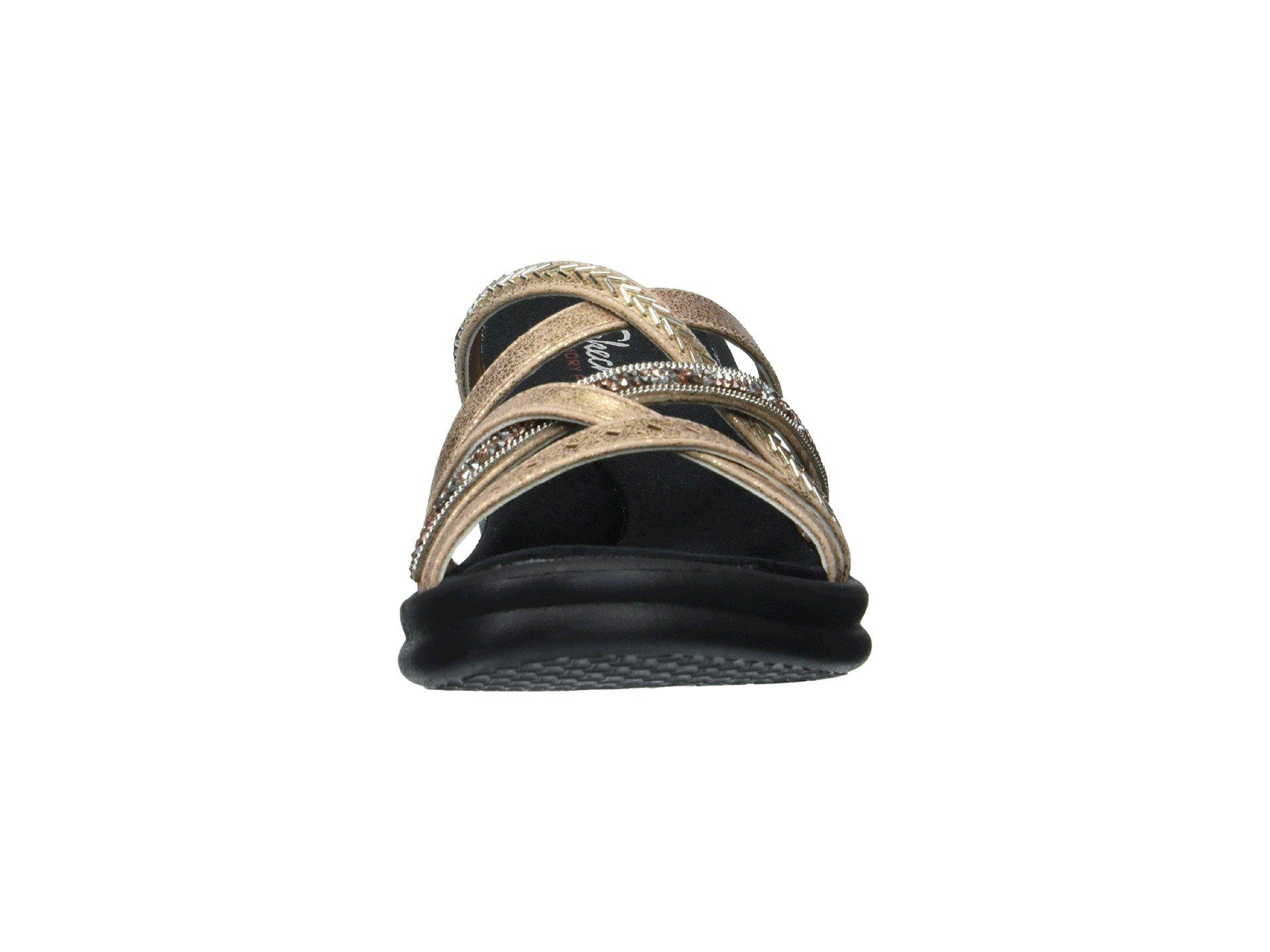 960ea01ff0b9 Skechers - Multicolor Rumbler Wave - New Lassie (rose Gold) Women s Shoes -  Lyst. View fullscreen