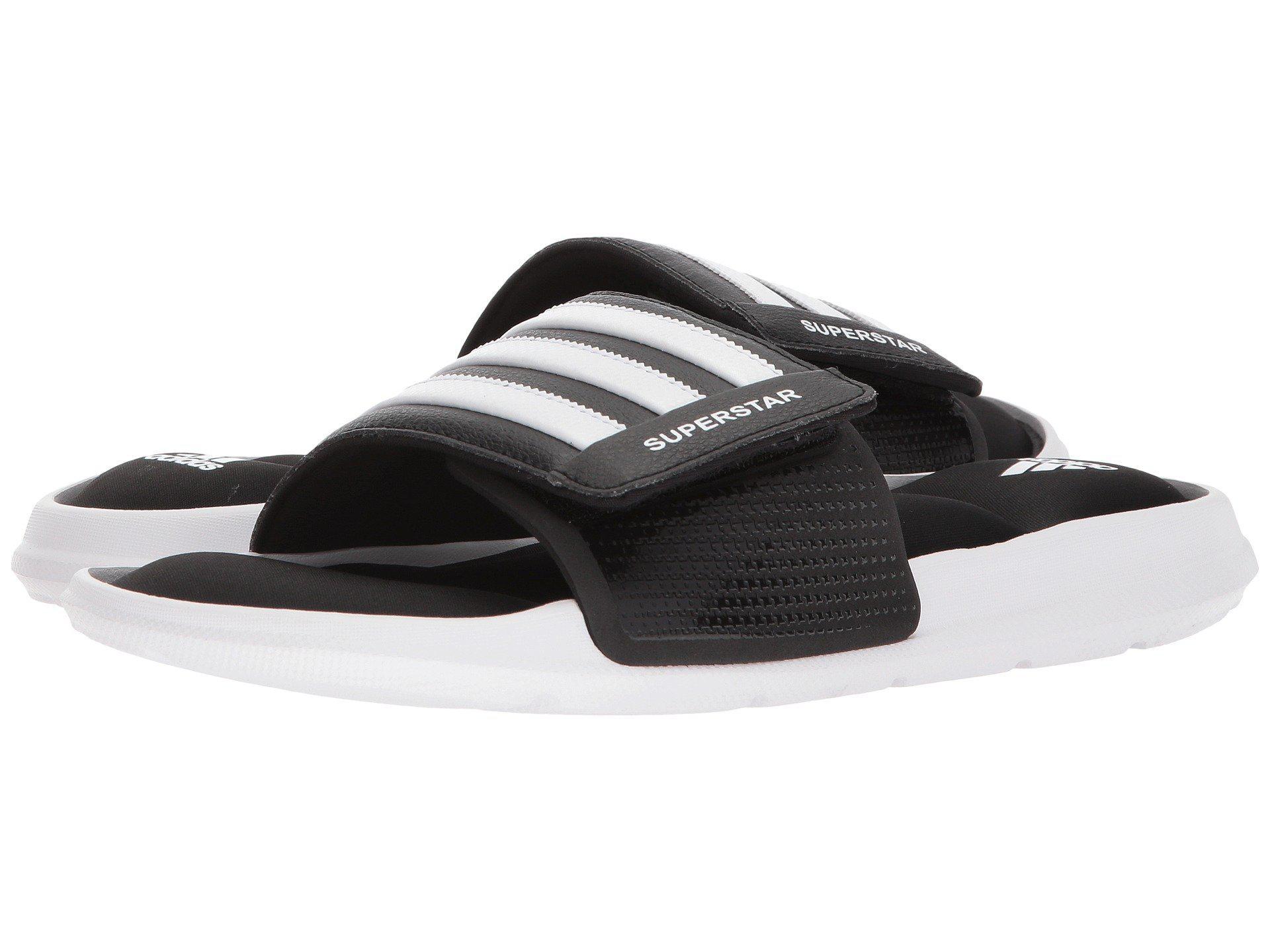 20f6f4baadcb4 Lyst - adidas Superstar 5g (black white black) Men s Slide Shoes in ...