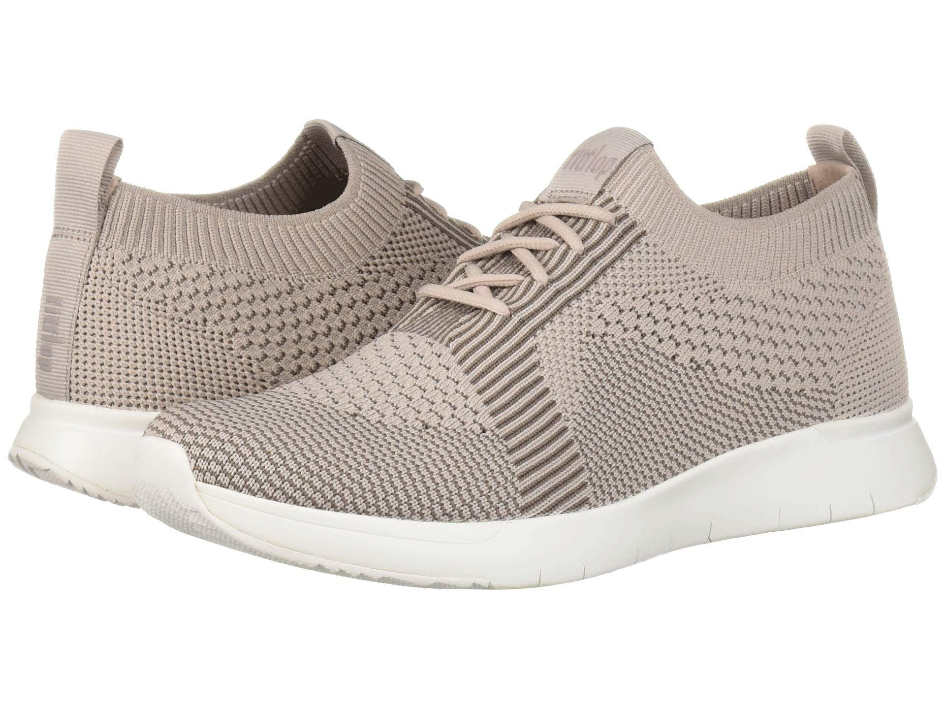 Fitflop Rubber Marble Knit Slip-on