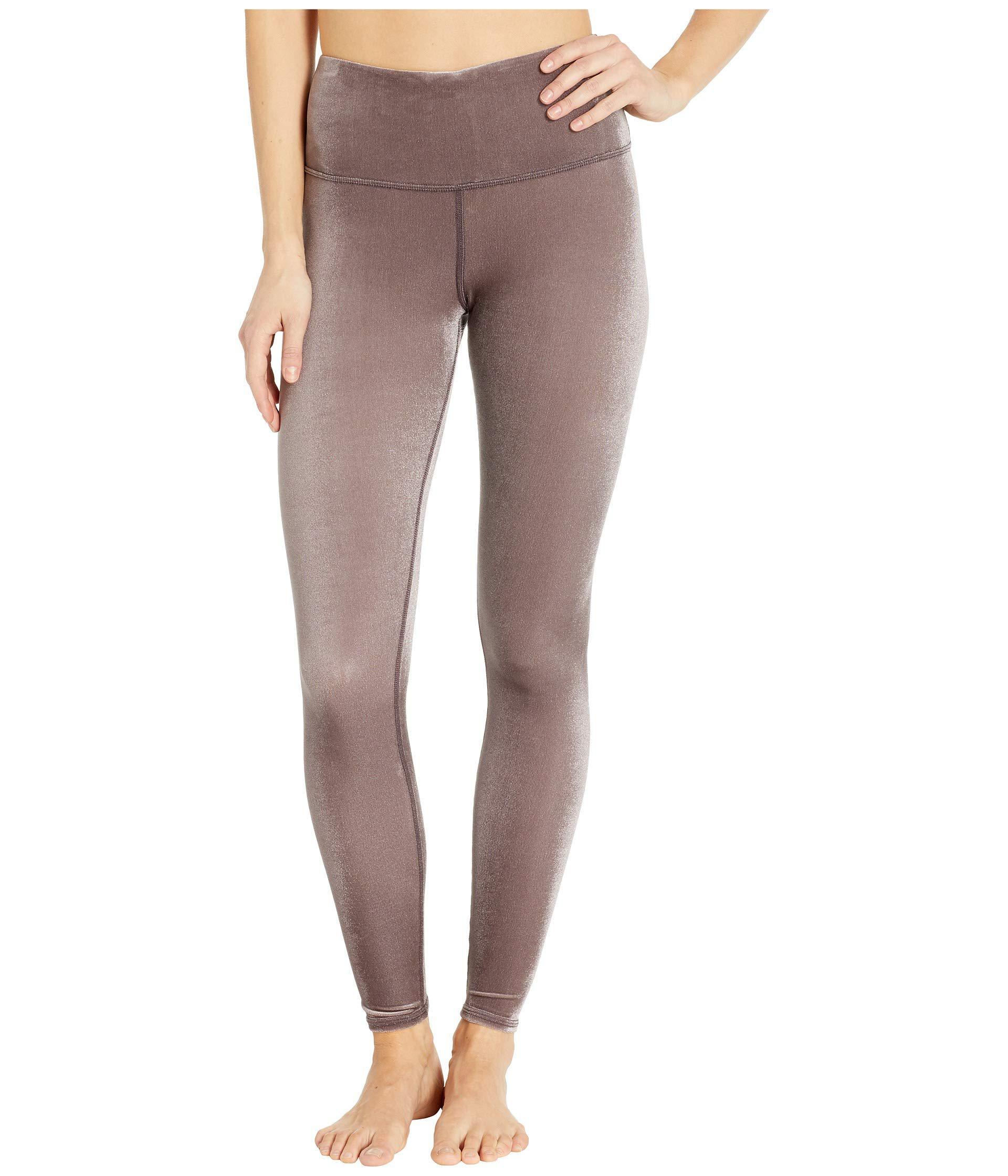 7de1b9da3df39 Alo Yoga High-waist Posh Leggings (ecplise) Women's Casual Pants - Lyst