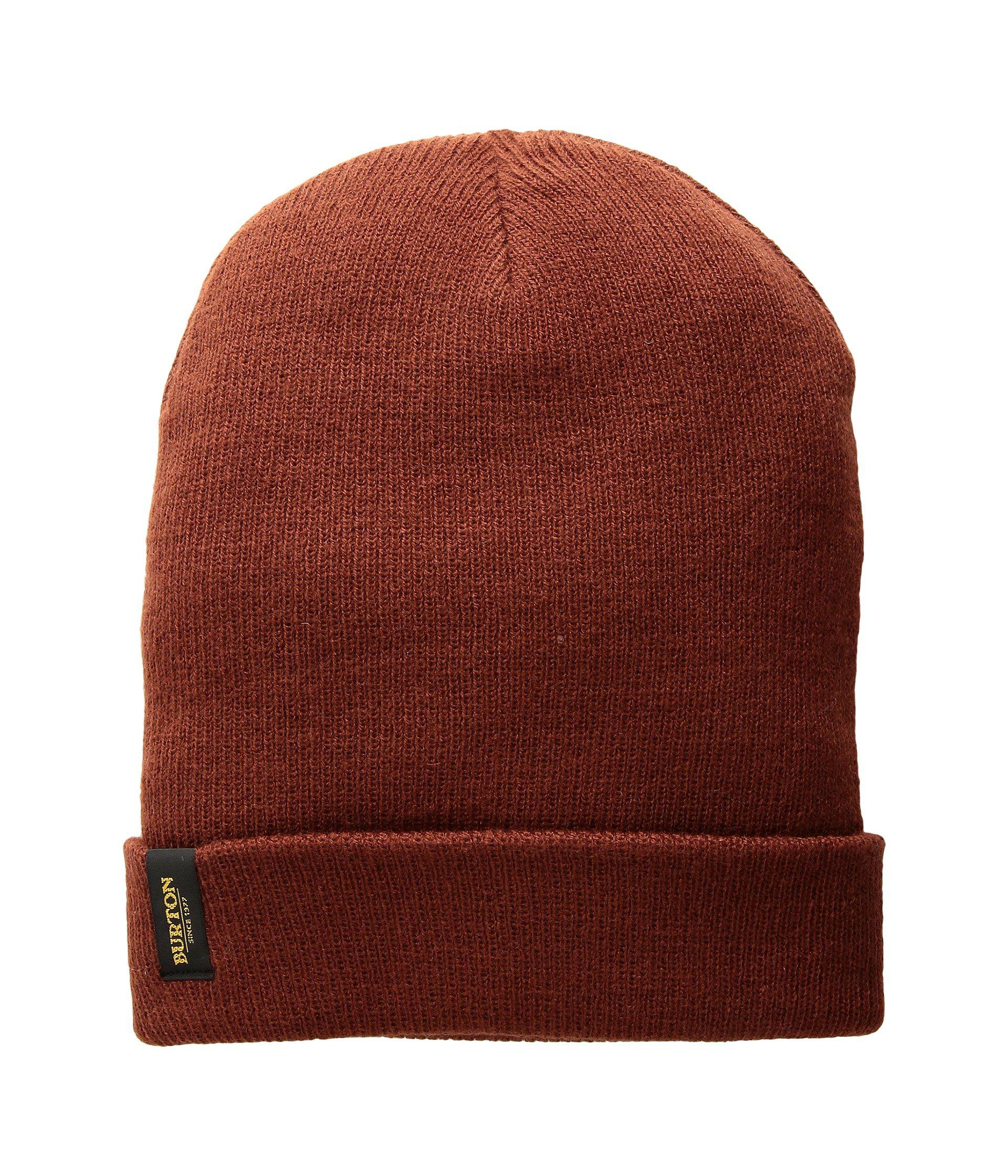 c1ee2bf6f0e Lyst - Burton Kactusbunch Beanie (faded 1) Beanies in Red for Men