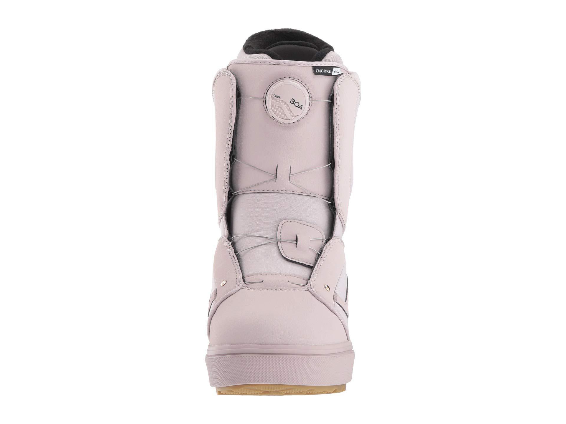 a9c6830cc3e289 Vans - Multicolor Encoretm Og  18 (sea Fog gum) Women s Snow Shoes. View  fullscreen