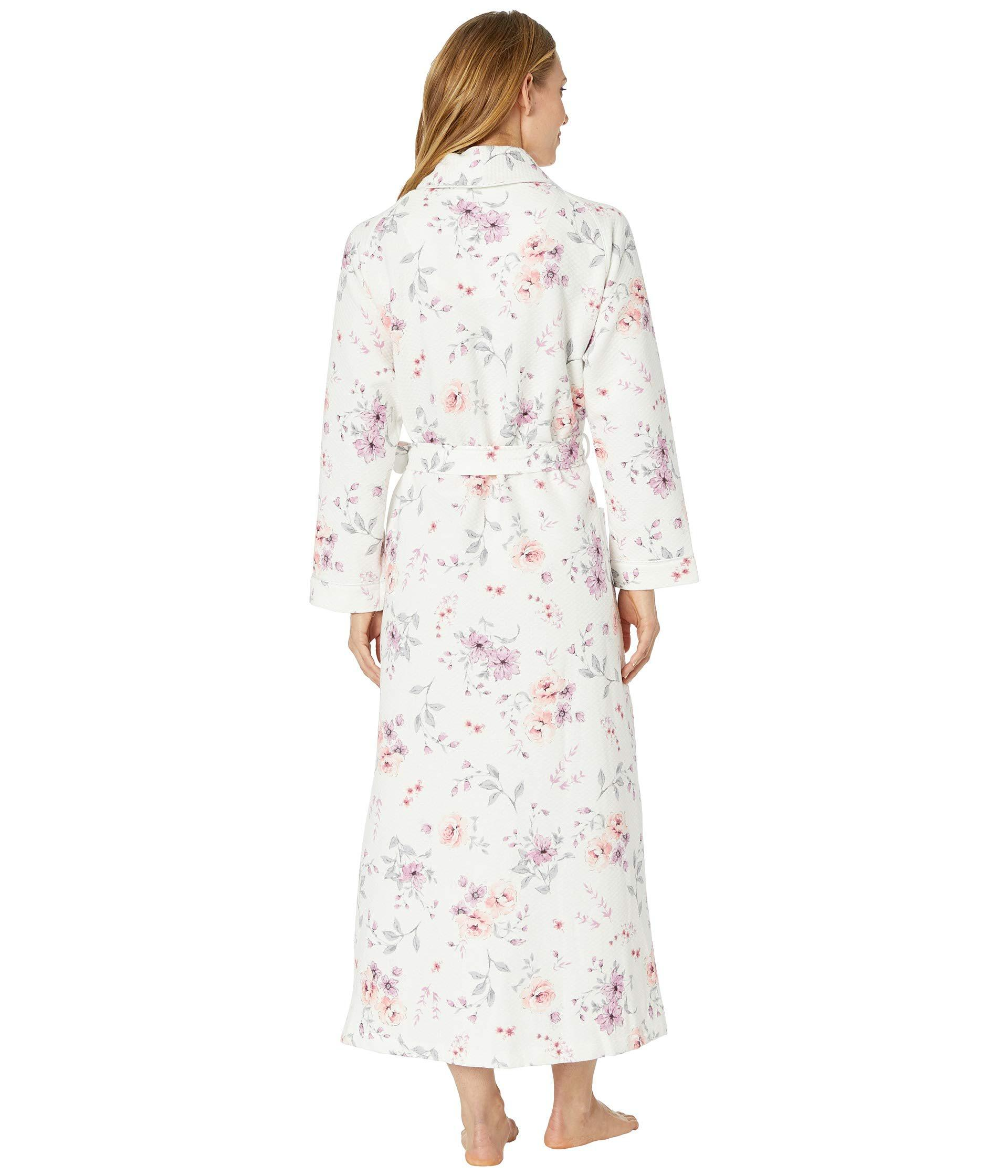 ... Diamond Quilt Wrap Robe (multi Rose Floral) Women s Robe -. View  fullscreen 1dca5afa4