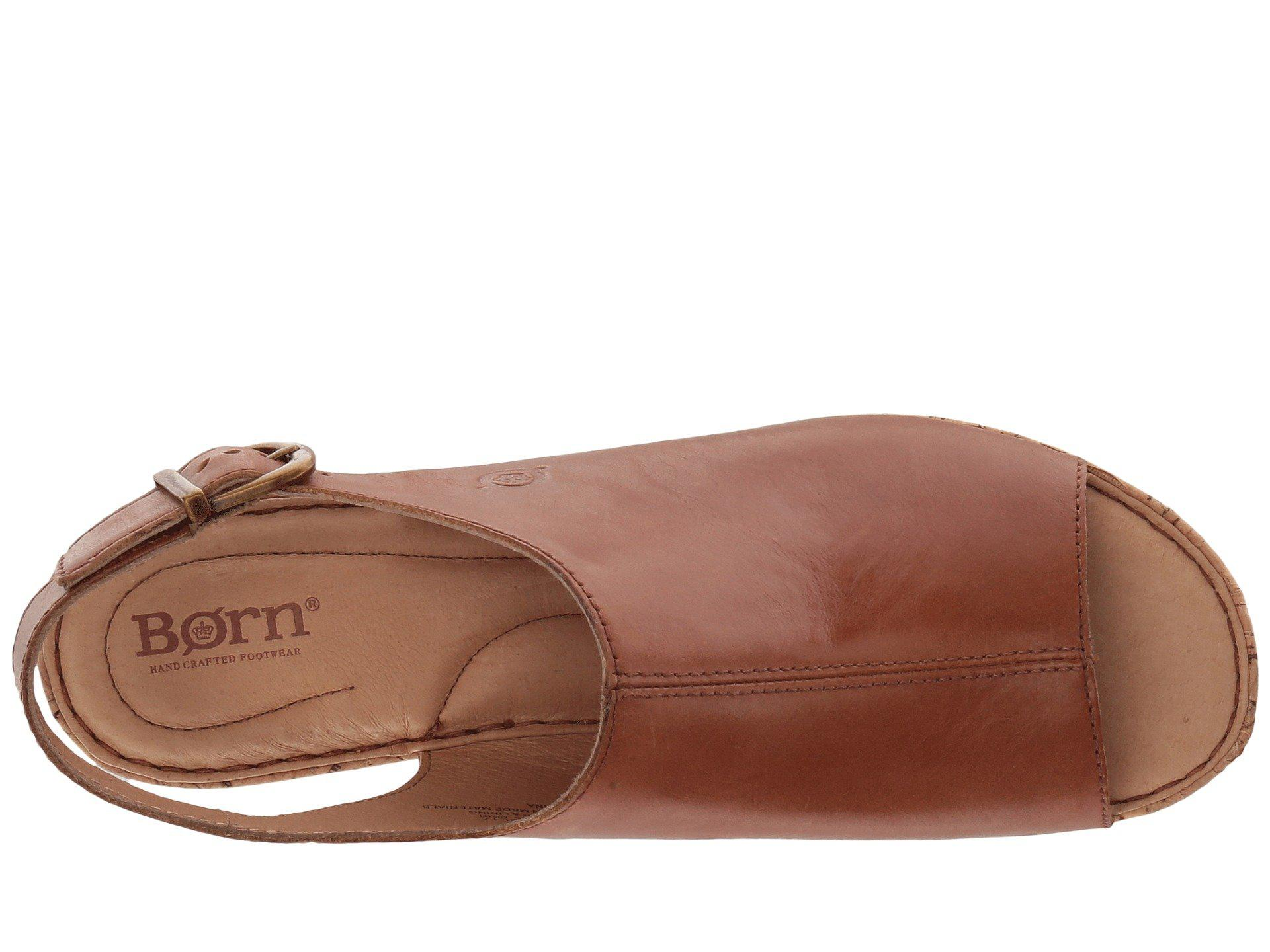 save up to 80% outlet store sneakers for cheap Born Orbit (brown Full Grain Leather) Shoes