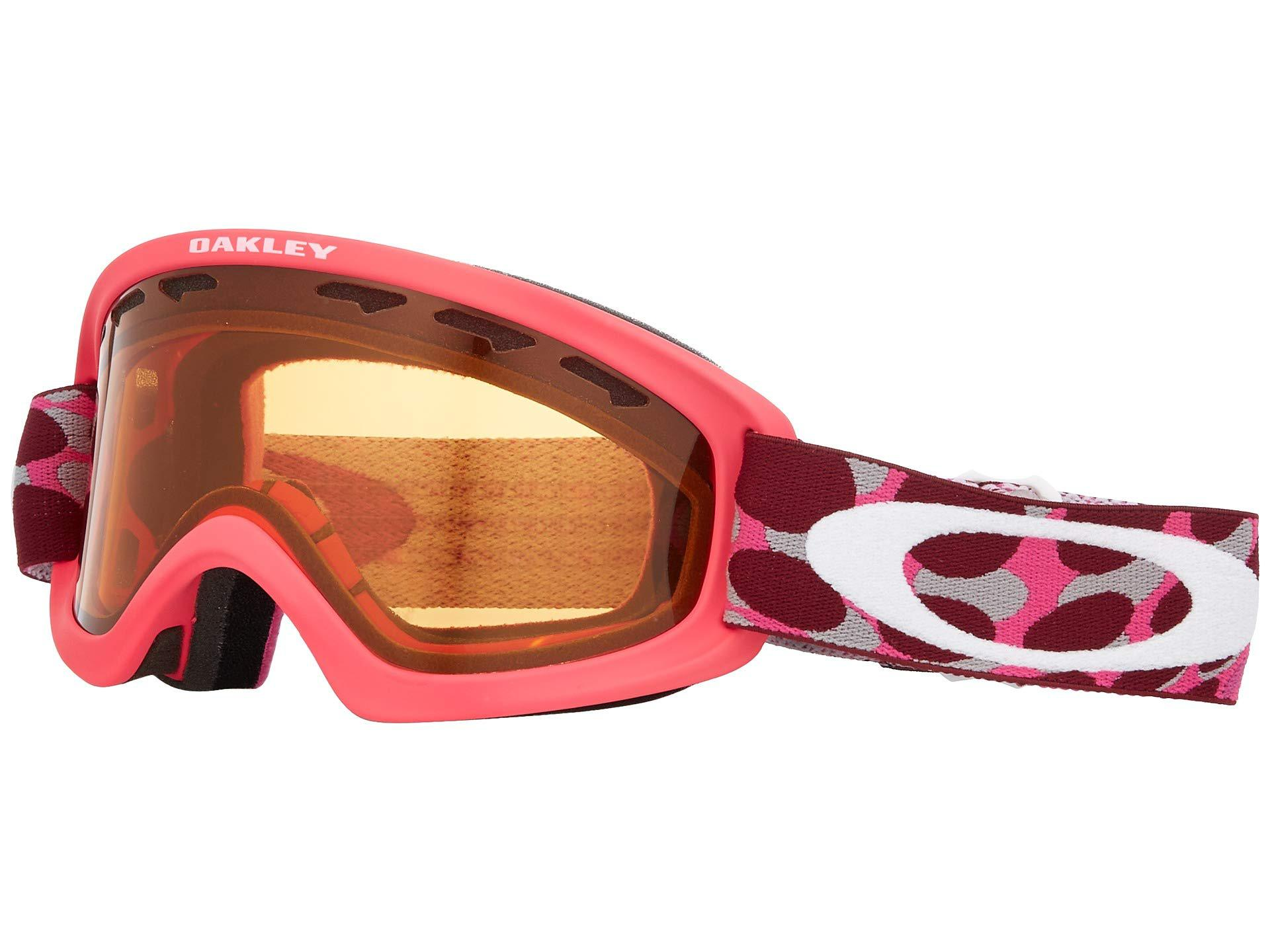 e47c1576ba76d Oakley O-frame 2.0 Xs (youth) (octoflow Coral Pink W  Persimmon ...