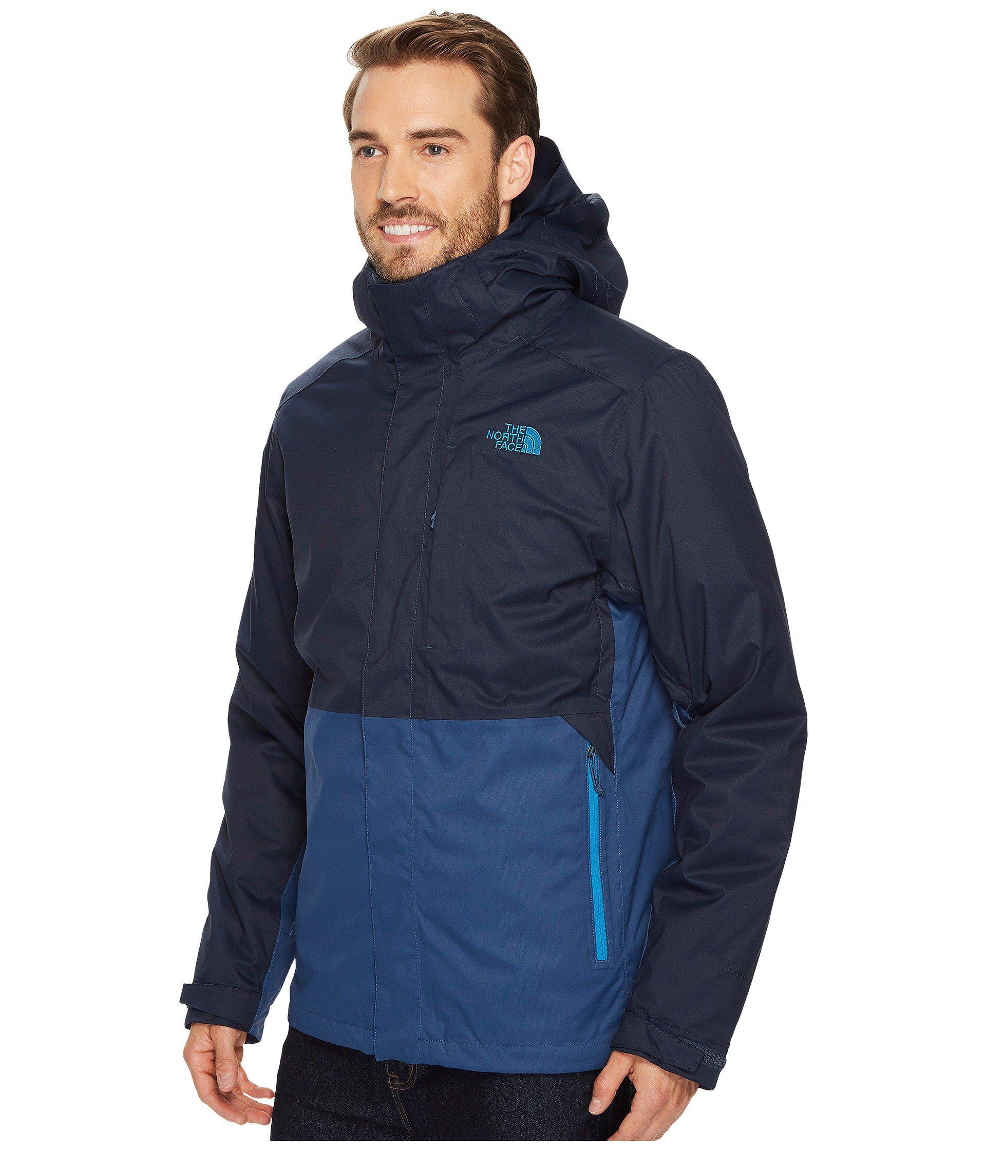 6dc5750f0 Men's Blue Altier Down Triclimate Jacket