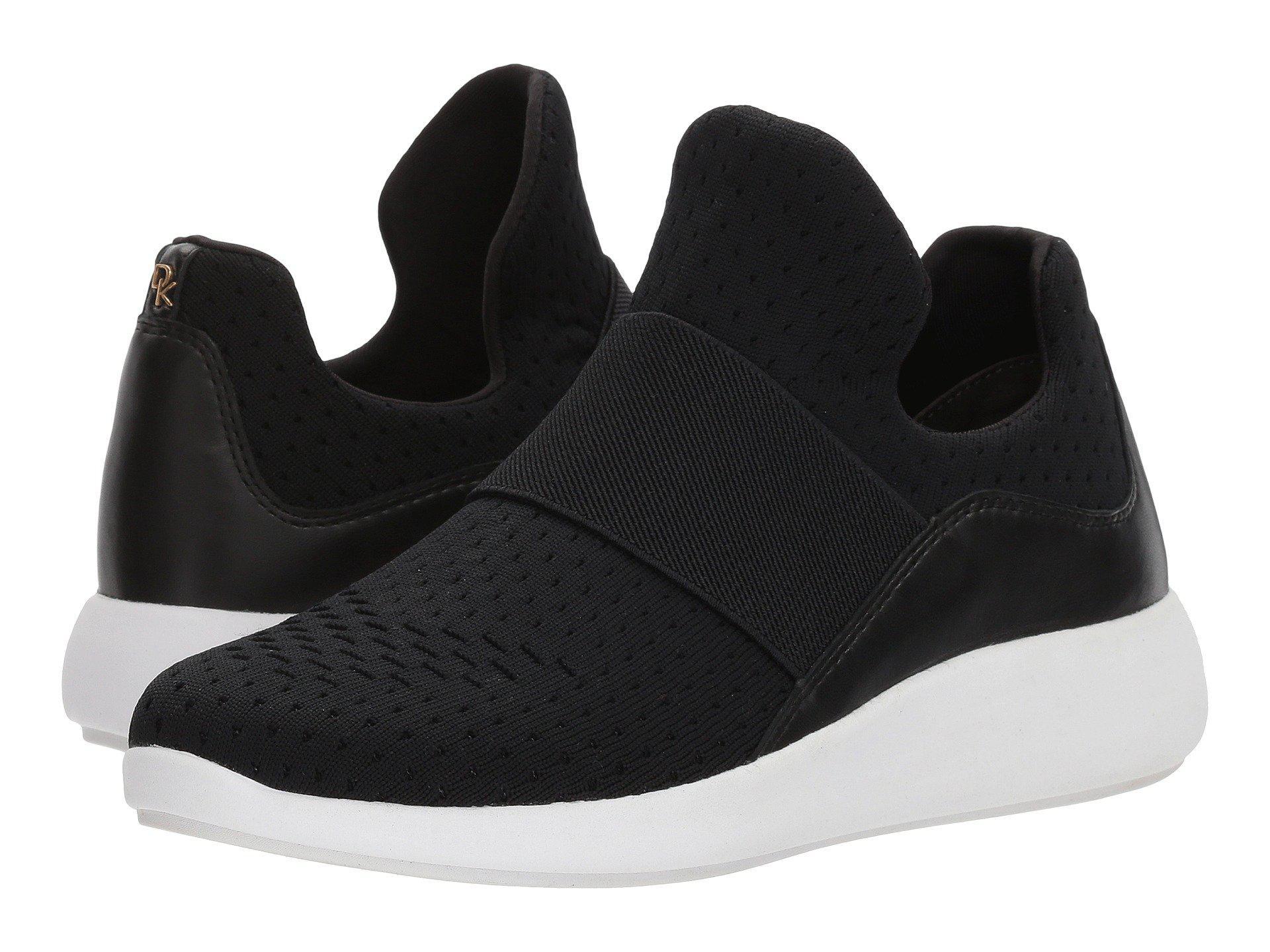 Donna Karan Rubber Cory Slip-on Sneaker