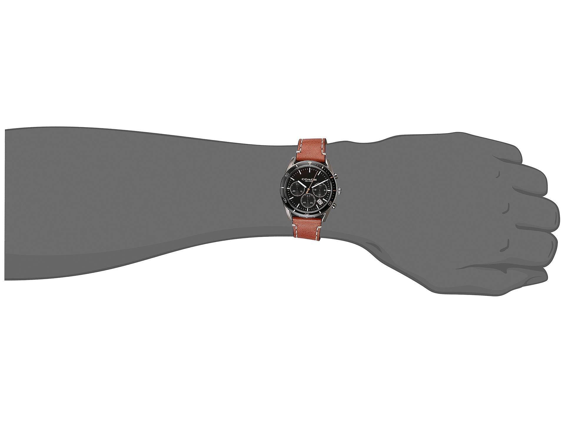 f9e61e7c2 COACH Thompson Sport - 14602410 (saddle) Watches for Men - Lyst