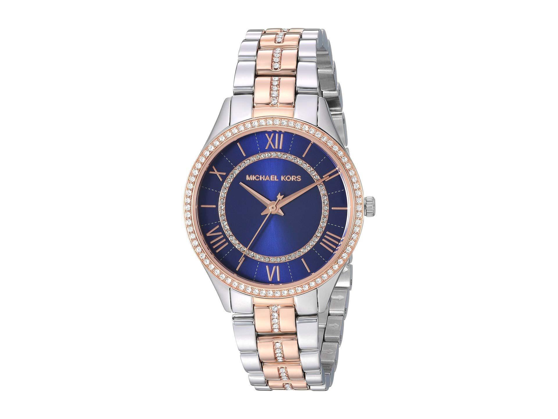 529326fefa5f Lyst - Michael Kors Lauryn - Mk3929 (two-tone) Watches