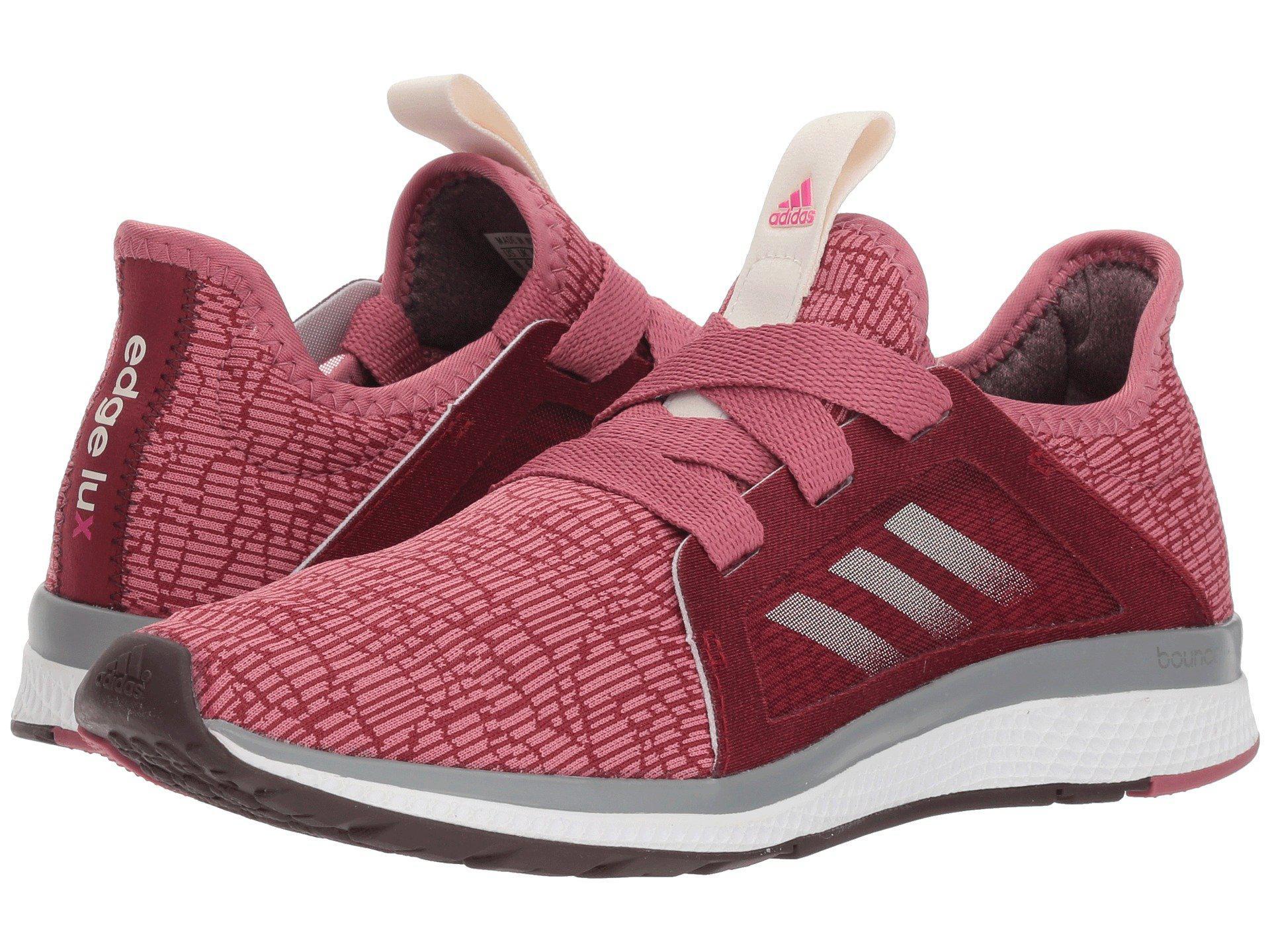 Luxash Shoes Edge CoralWomen's Pearlchalk Whitechalk Running 76bgfy