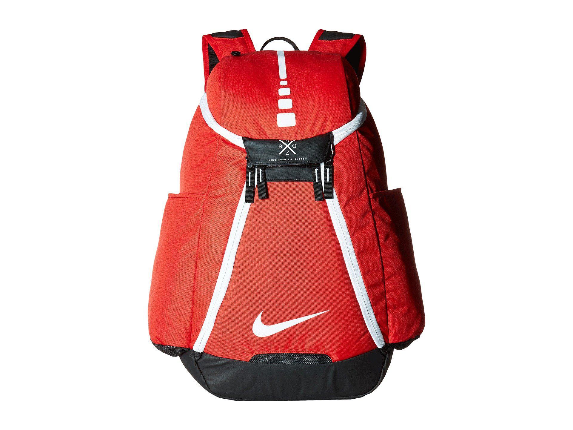 Nike Hoops Elite Max Air Team Backpack Black And Pink Fenix
