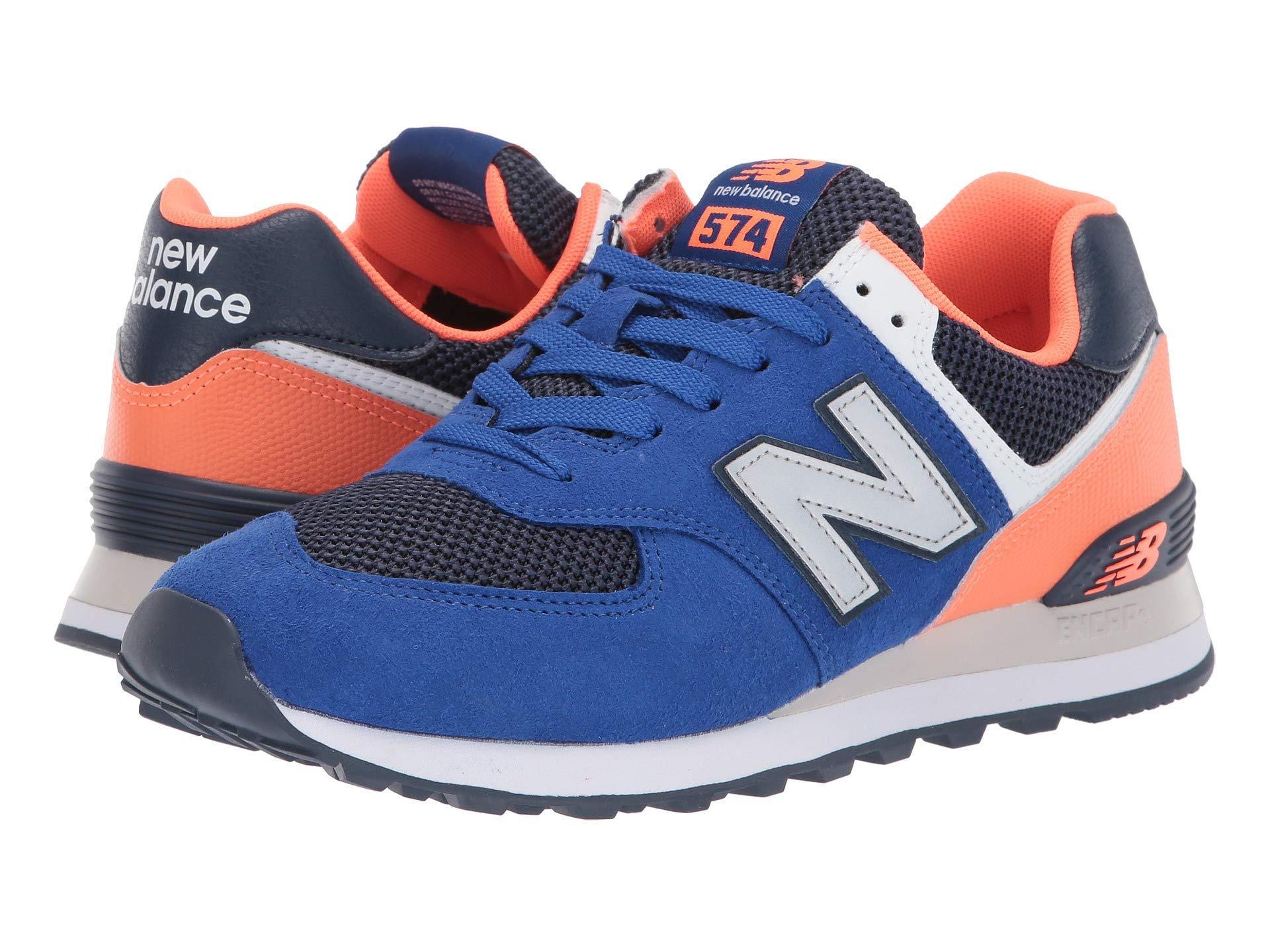 save off 31665 a4e49 Blue 574v2-usa (vintage Indigo/reflection) Men's Shoes