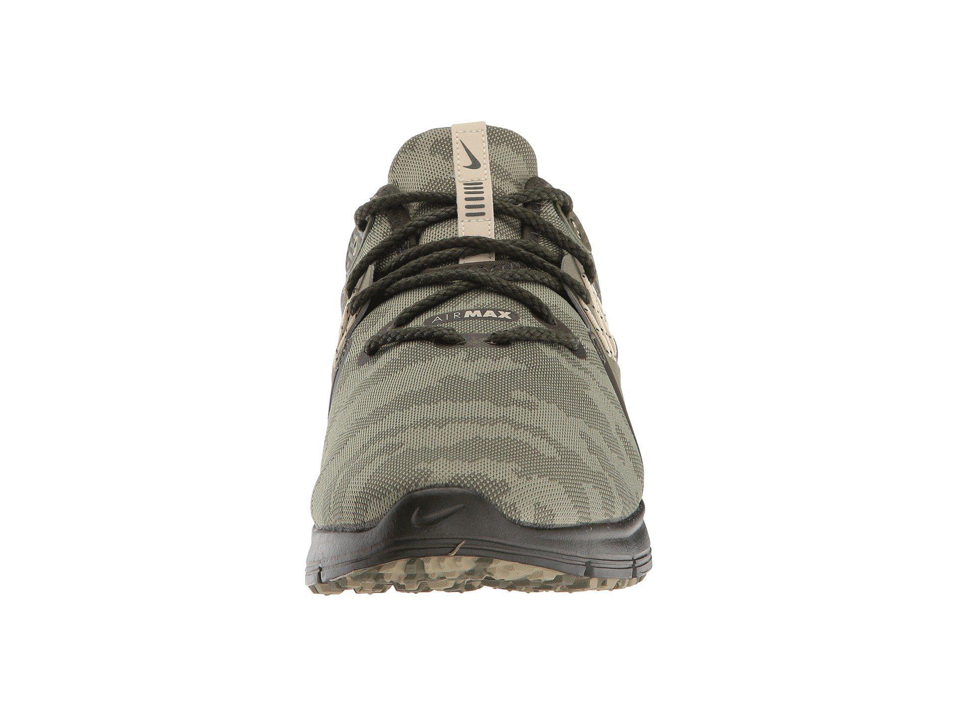 Air Max Sequent 3 Premium (medium Olivebeachneutral Olivesequoia) Running Shoes