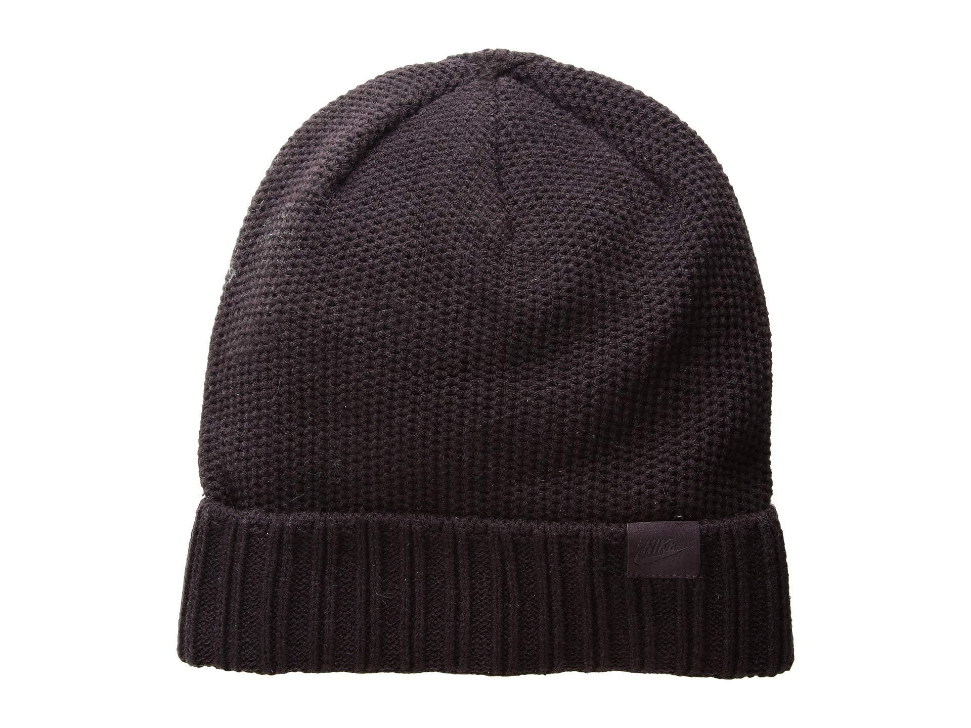 Lyst - Nike Nsw Beanie Honeycomb Pom (olive Canvas olive Canvas ... f48966ed0674