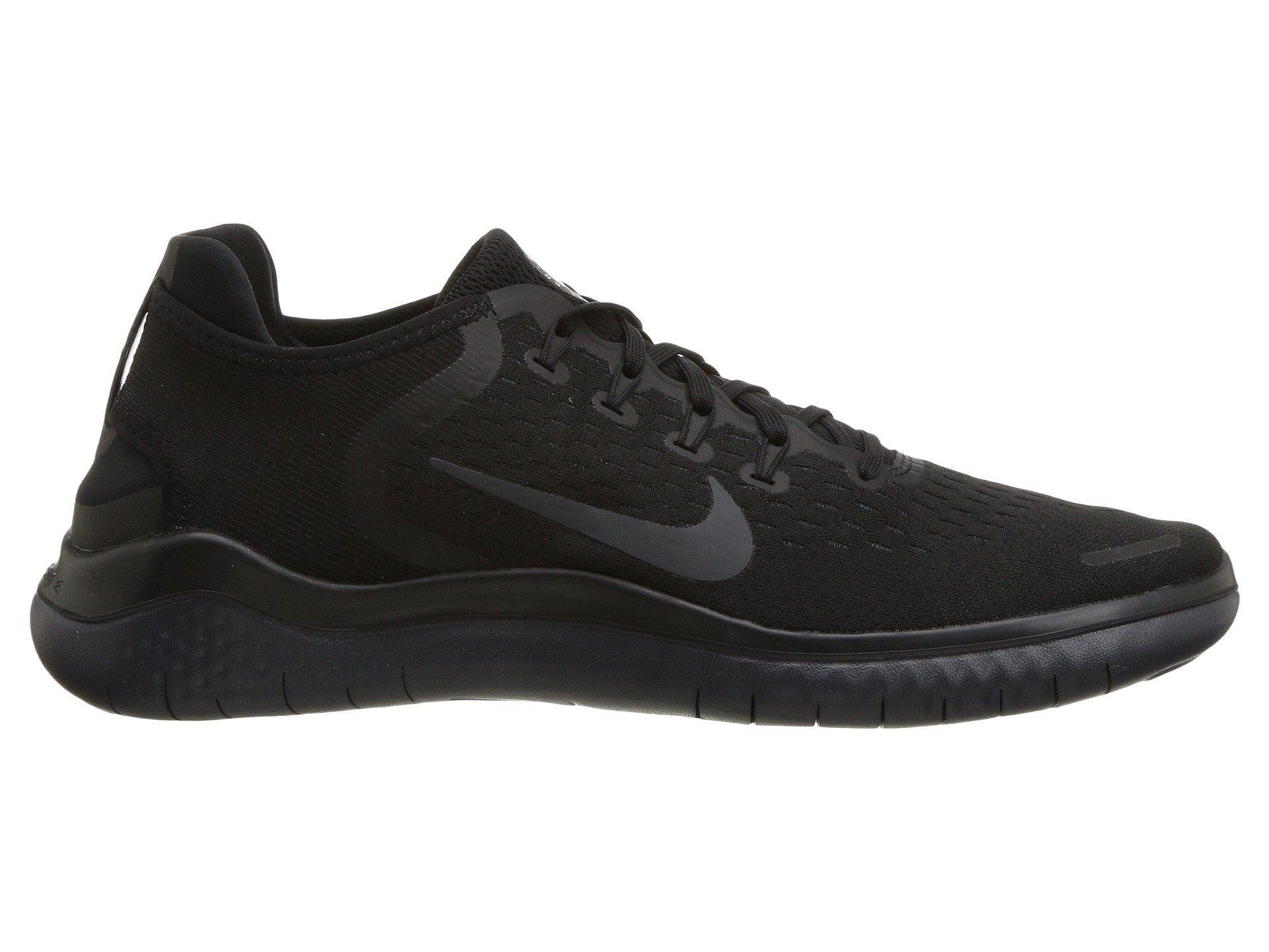 Free Rn 2018 (black/anthracite) Men's Running Shoes