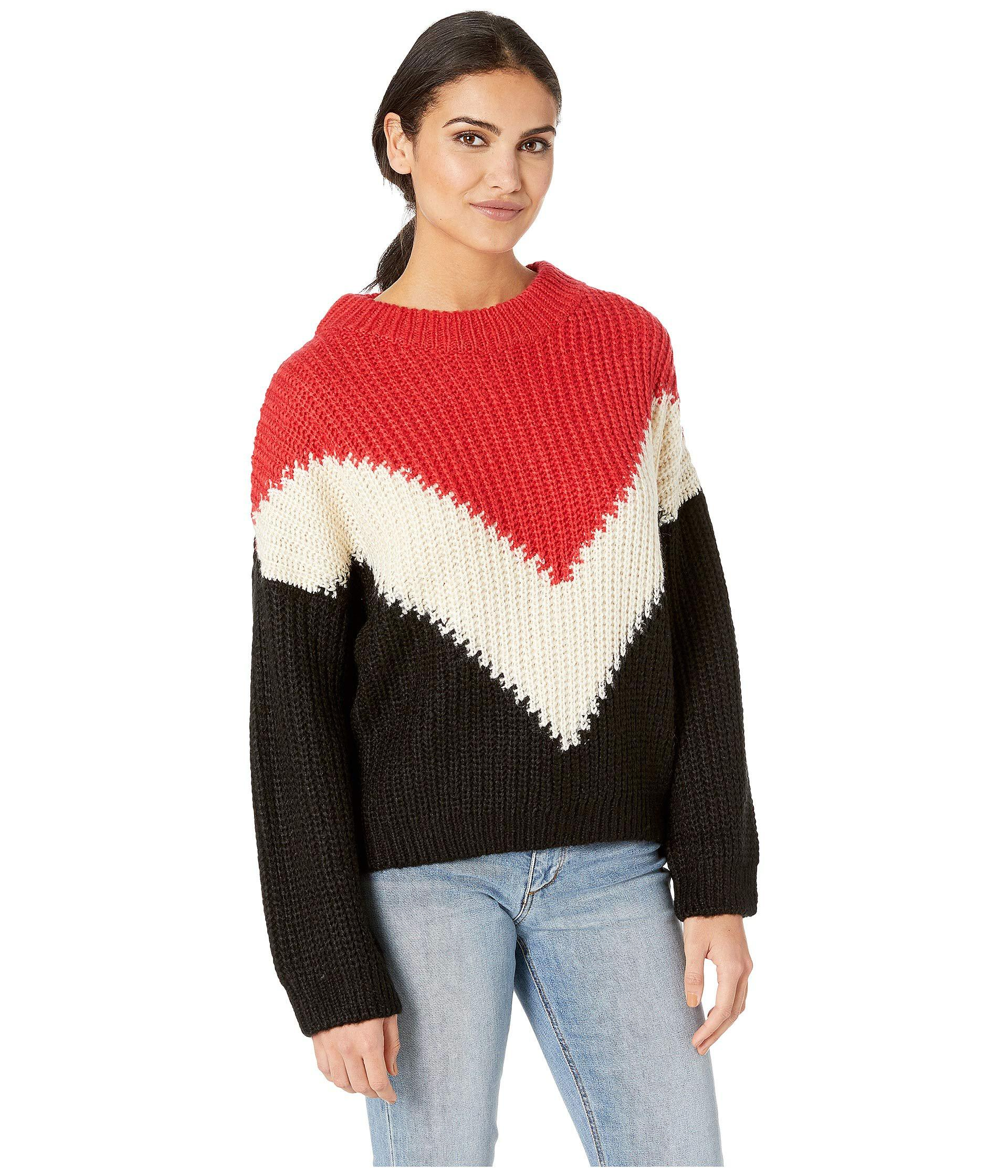 6e99333eae0eb Lyst - Bishop + Young The Anthem Sweater (black) Women s Sweater in ...