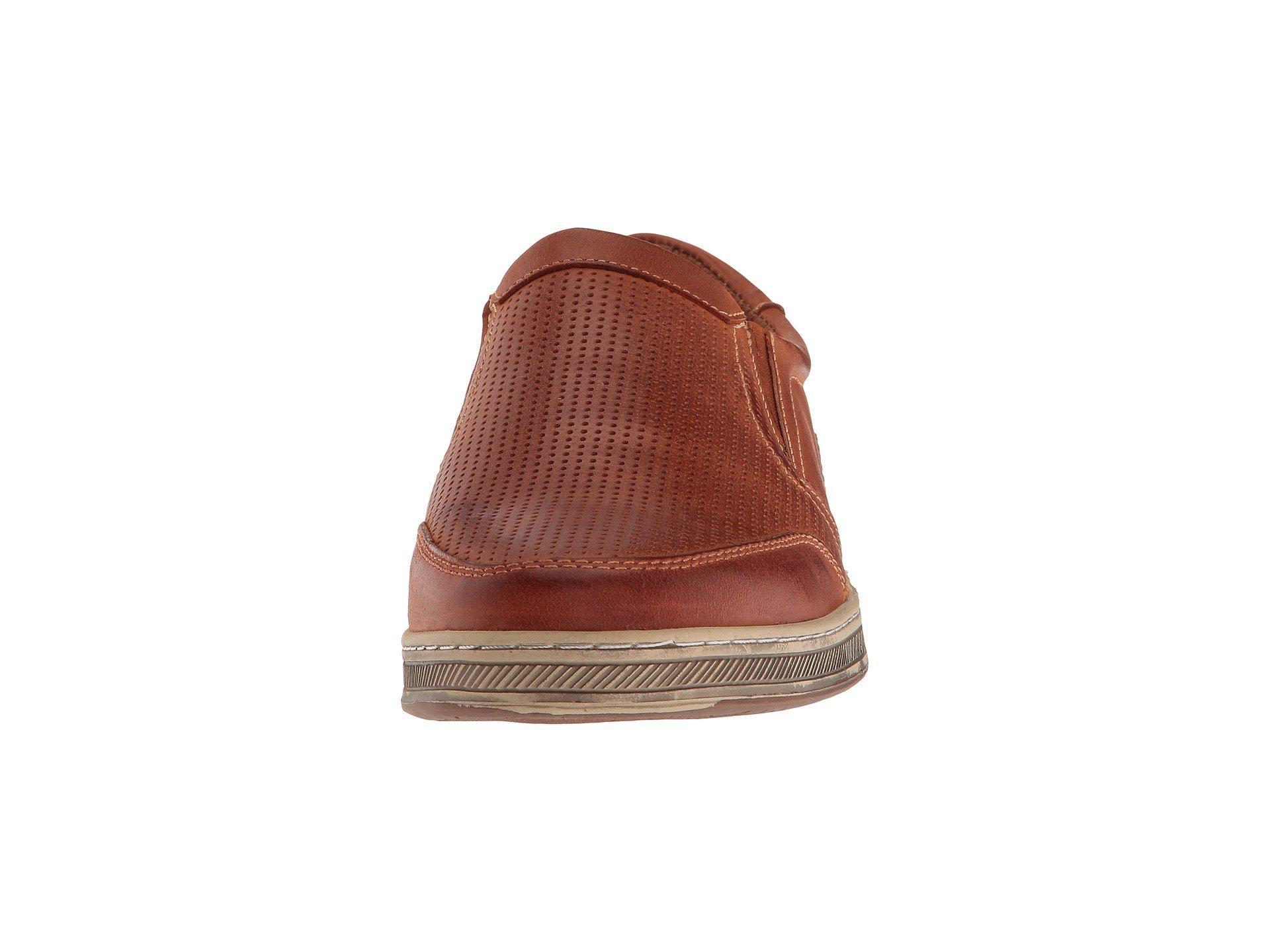 Propet Zane Slip On Shoe(Men's) -Black Leather Geniue Stockist Cheap Online XQOk5bJo
