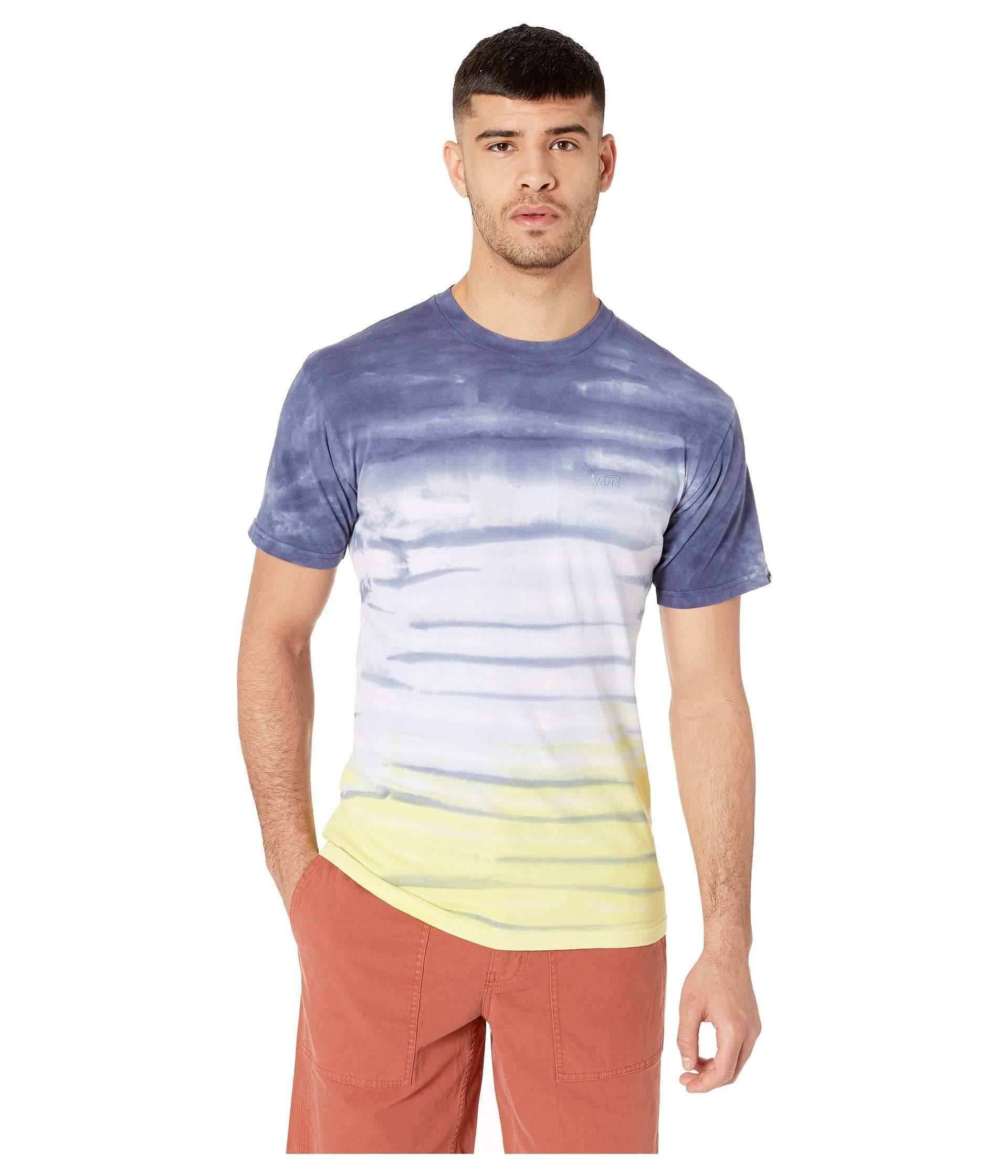 Reef Sunset Short Sleeve T-Shirt in Navy
