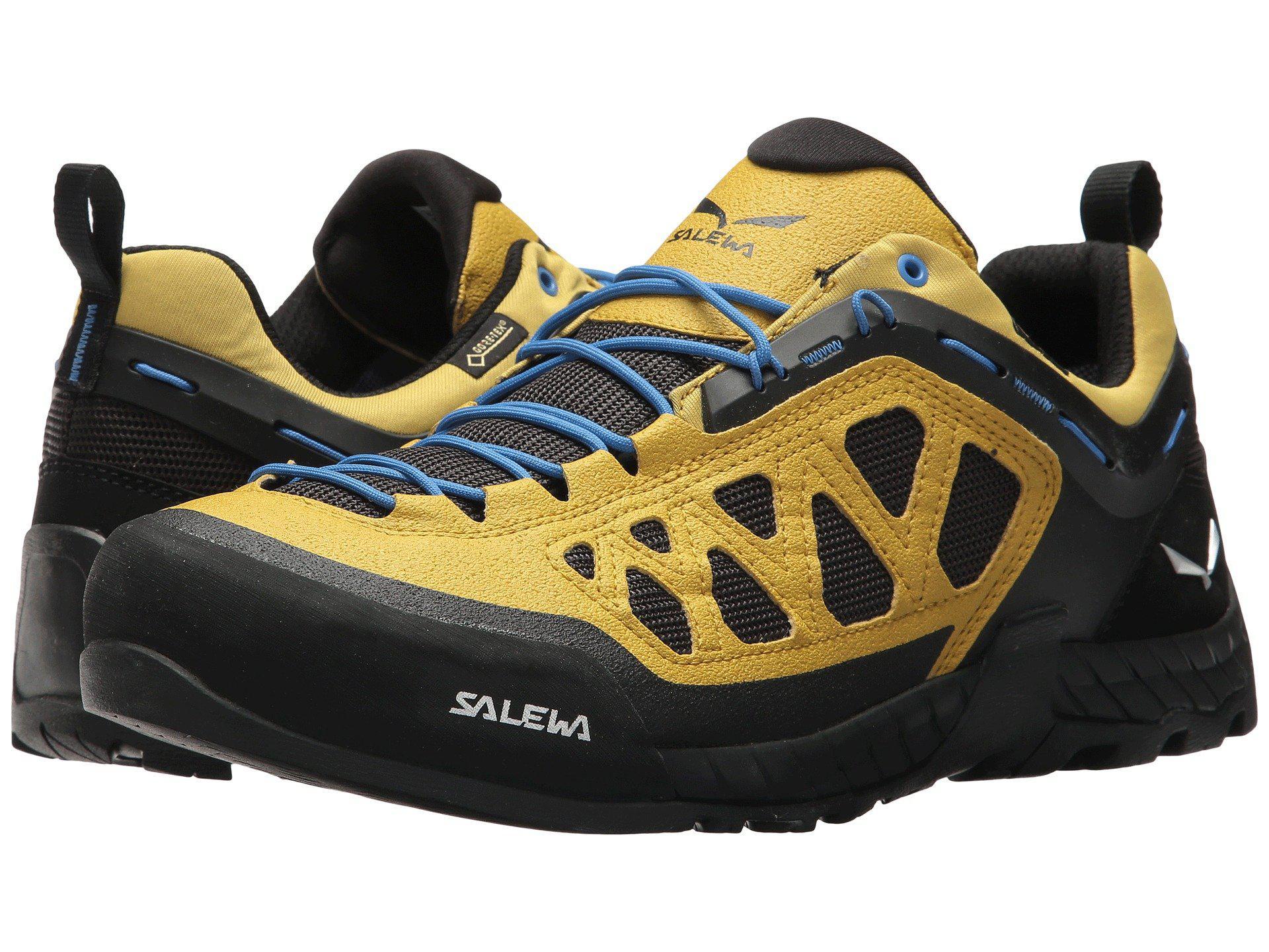 Lyst - Salewa Firetail 3 Gtx (golden Palm black Out) Men s Shoes in ... 415dd5810e88