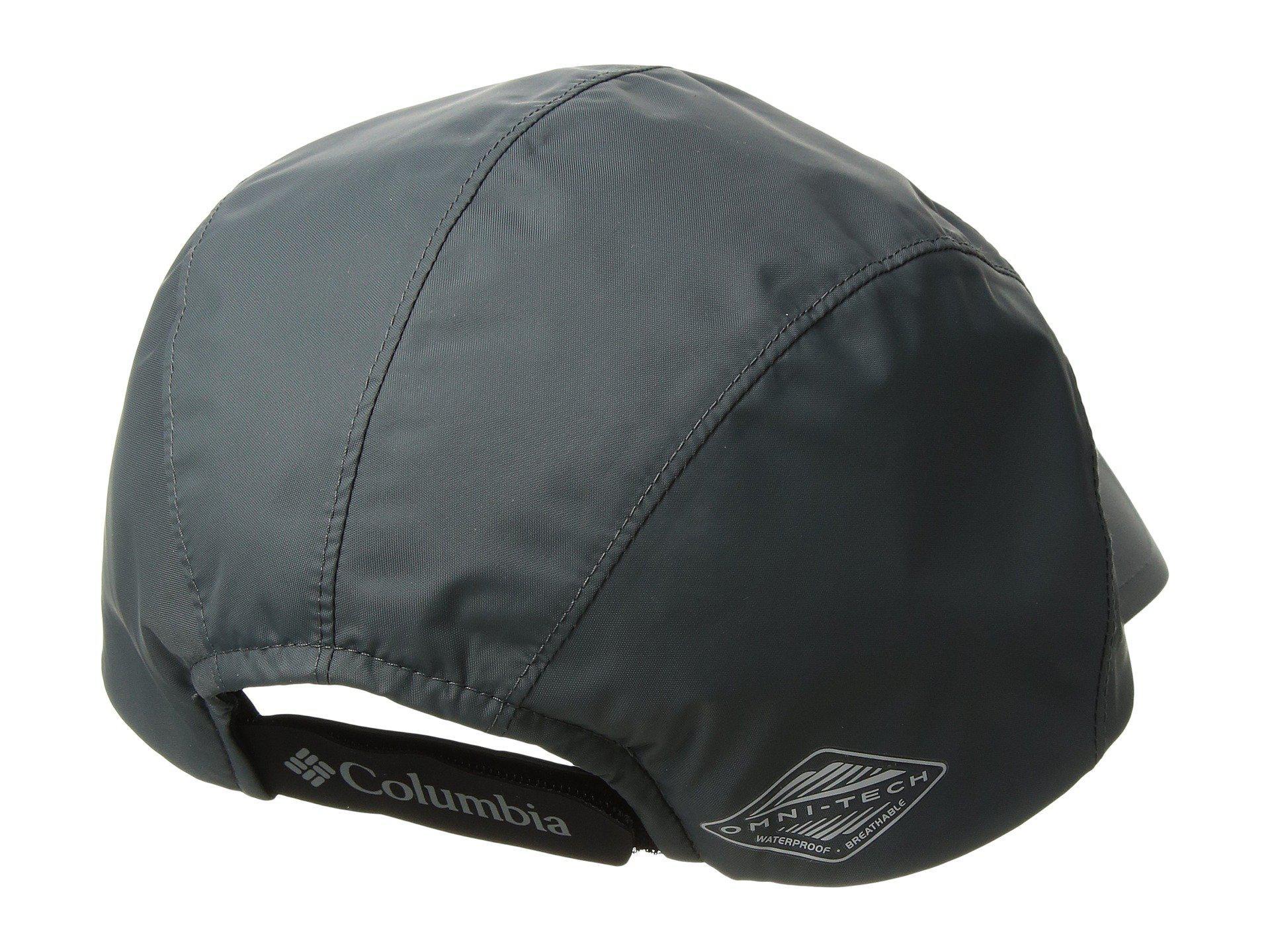 Lyst - Columbia Watertighttm Cap (graphite  Grey) Caps in Gray for Men fe9a0085eda