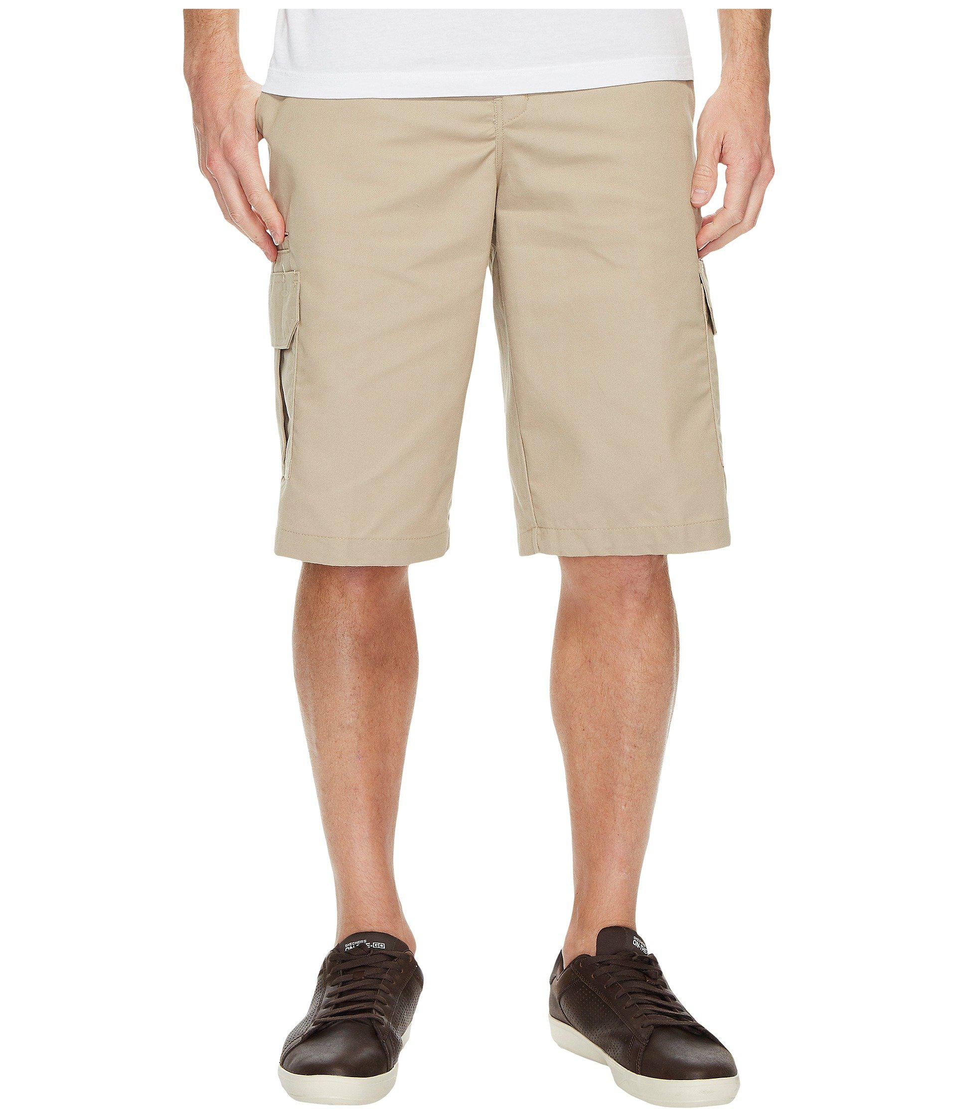 c2b7376f89 Dickies 13 Relaxed Fit Mechanical Stretch Cargo Shorts (dark Navy ...