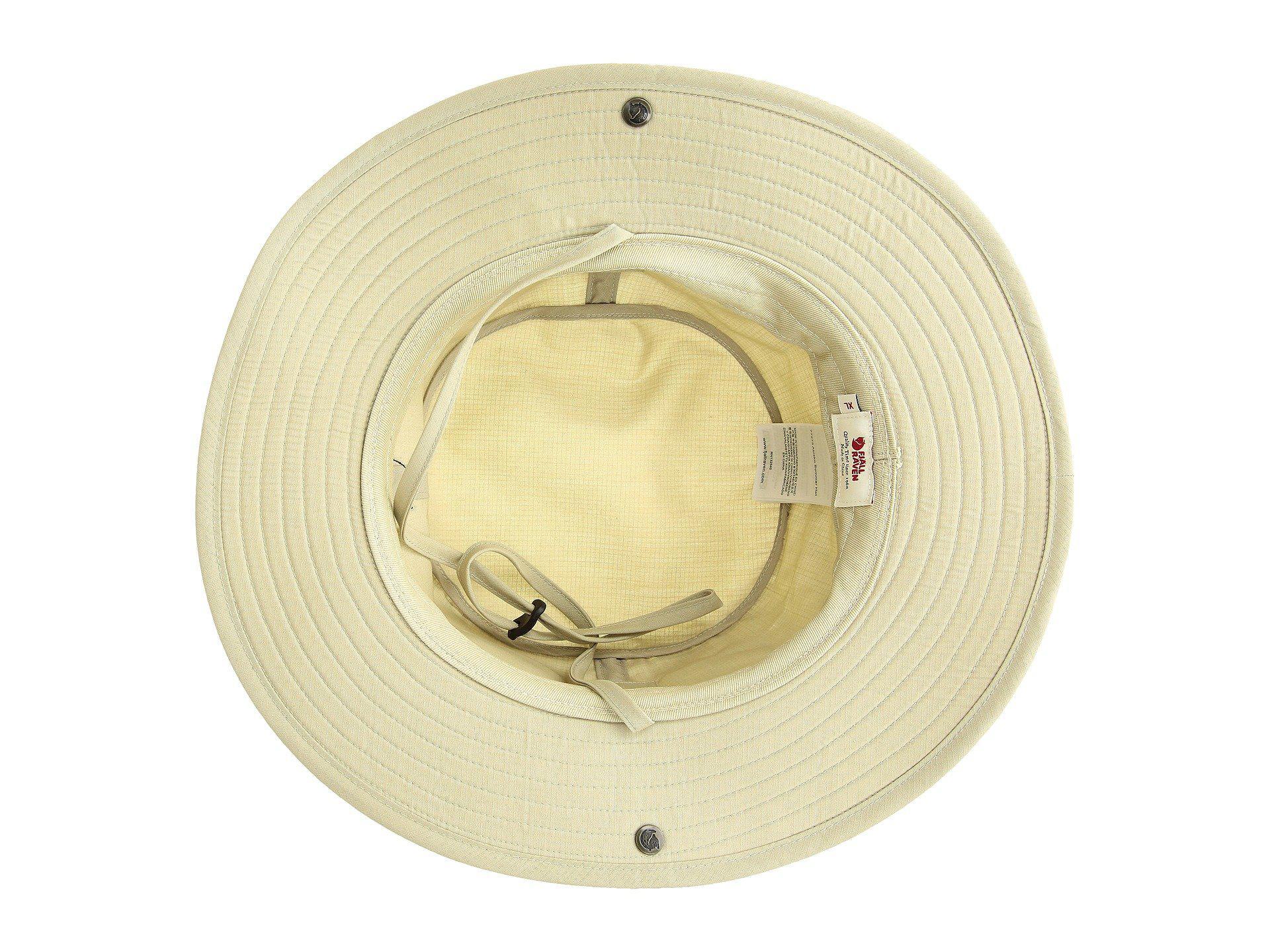 9519bf1057923 Fjallraven Abisko Summer Hat (cork) Caps for Men - Lyst
