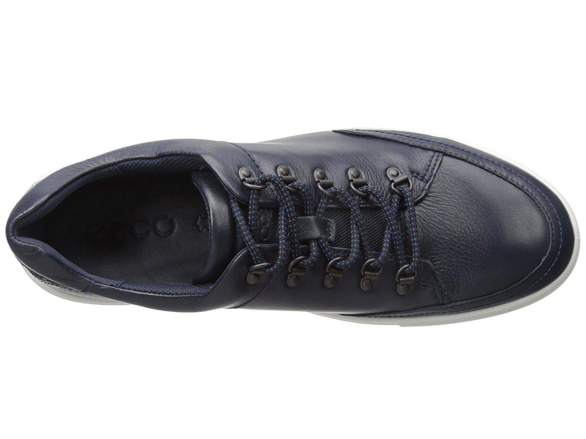 Kyle Premium Fashion Sneaker in Marine