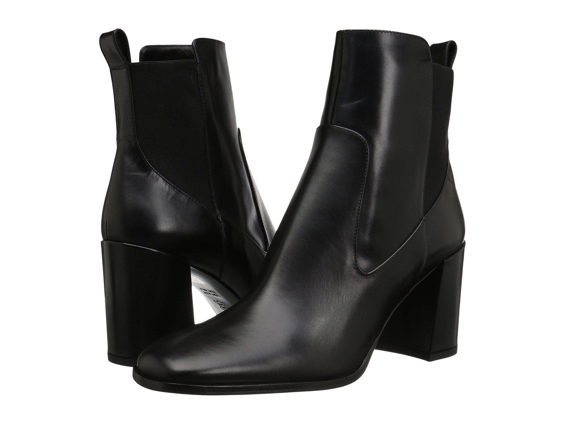 Via Spiga Delaney Chelsea Boot, Black